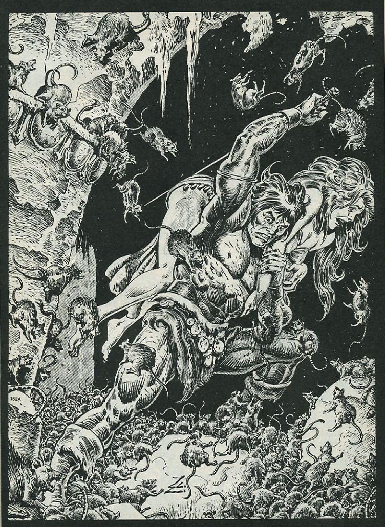 The Savage Sword Of Conan Issue #172 #173 - English 58