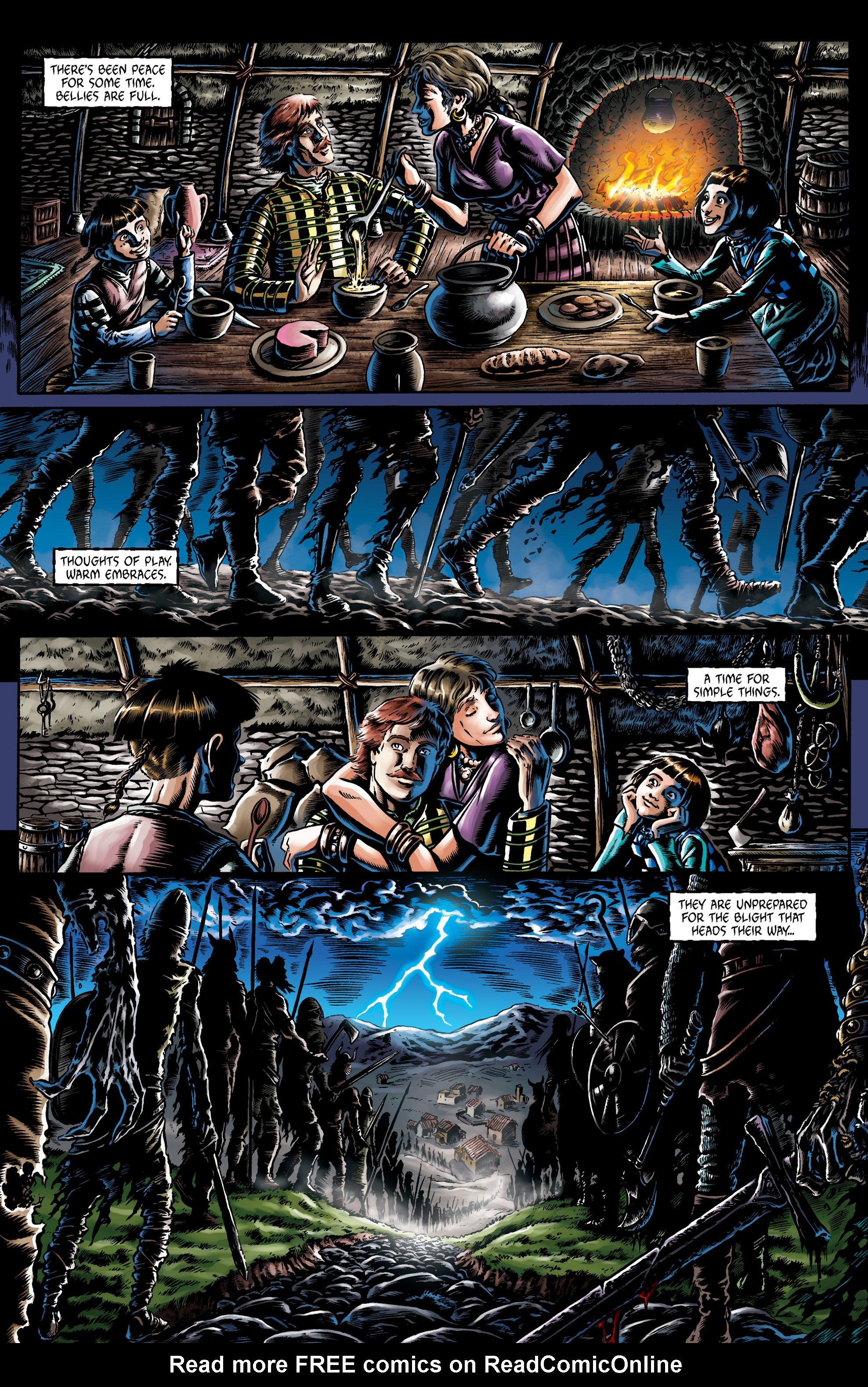 Read online Belladonna comic -  Issue #0 - 27