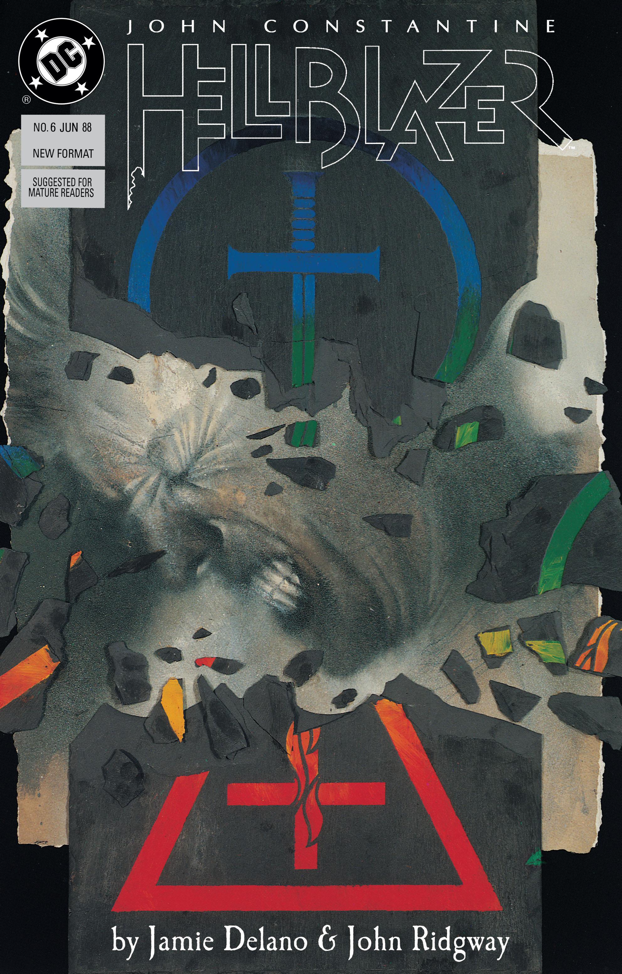 Hellblazer issue 6 - Page 1