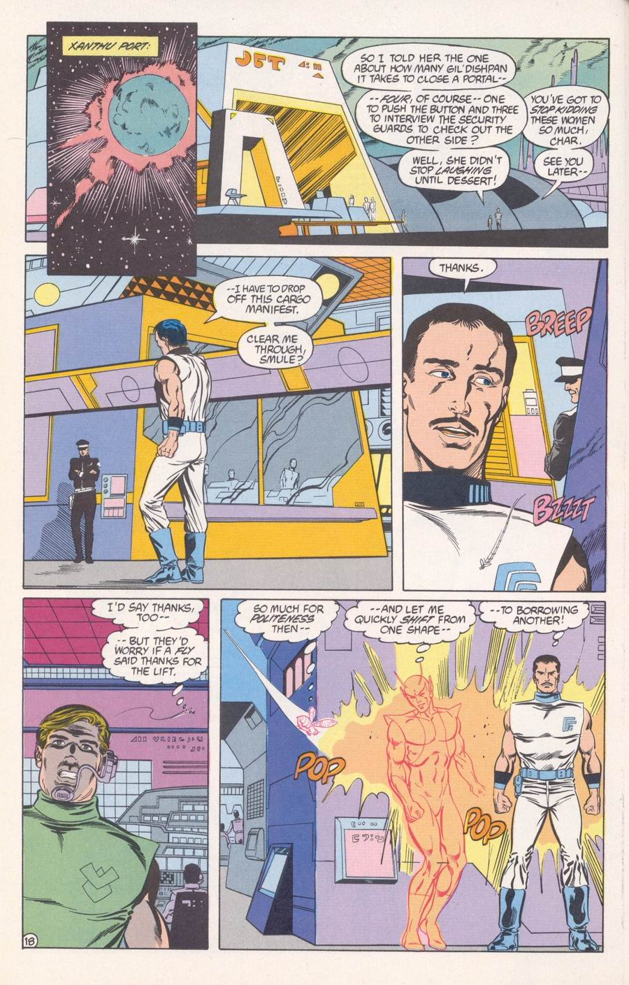 Tales of the Legion Issue #353 #40 - English 17
