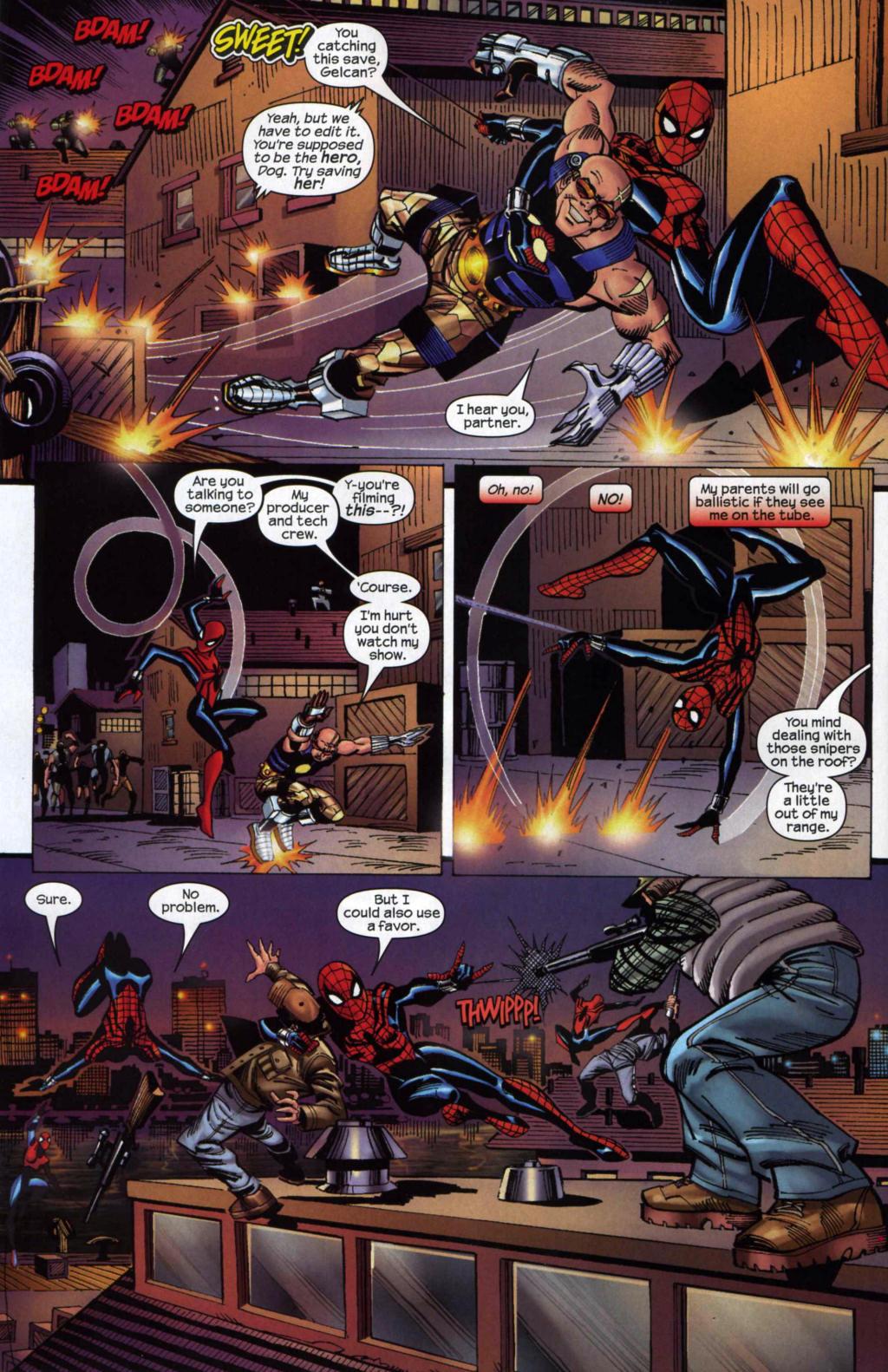 Amazing Spider-Girl Issue #4 #5 - English 19