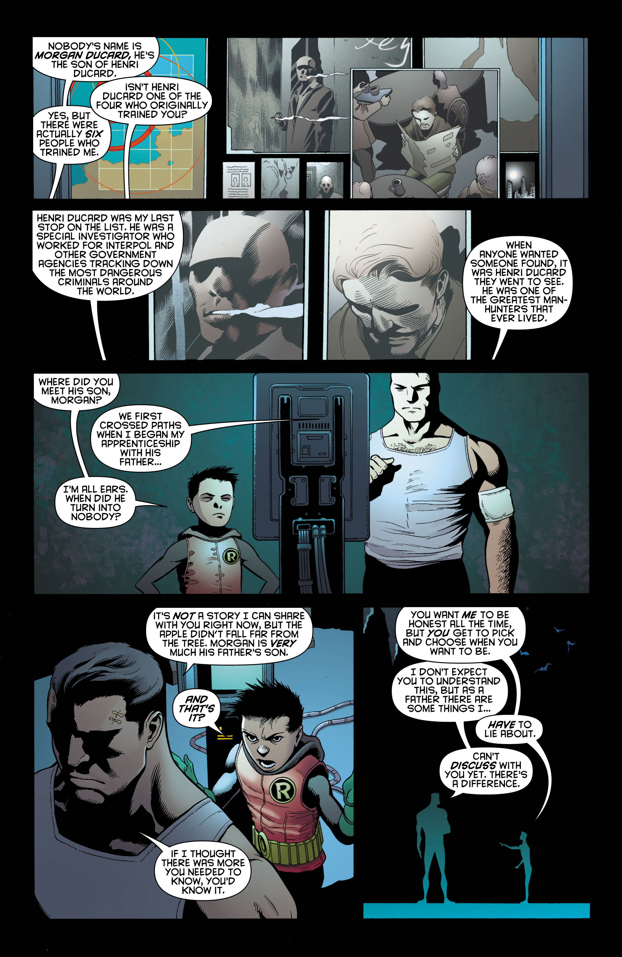 Batman and Robin (2011) chap 1 pic 84