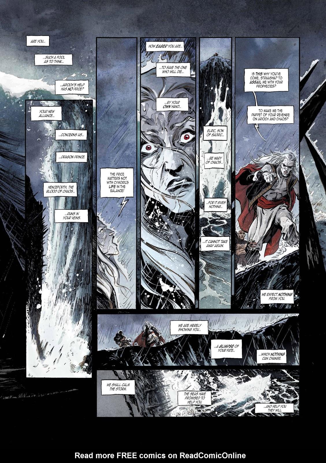 Elric (2014) TPB 2 #2 - English 20
