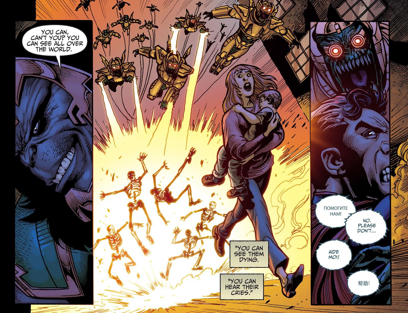 Injustice: Gods Among Us [I] Issue #23 #24 - English 19