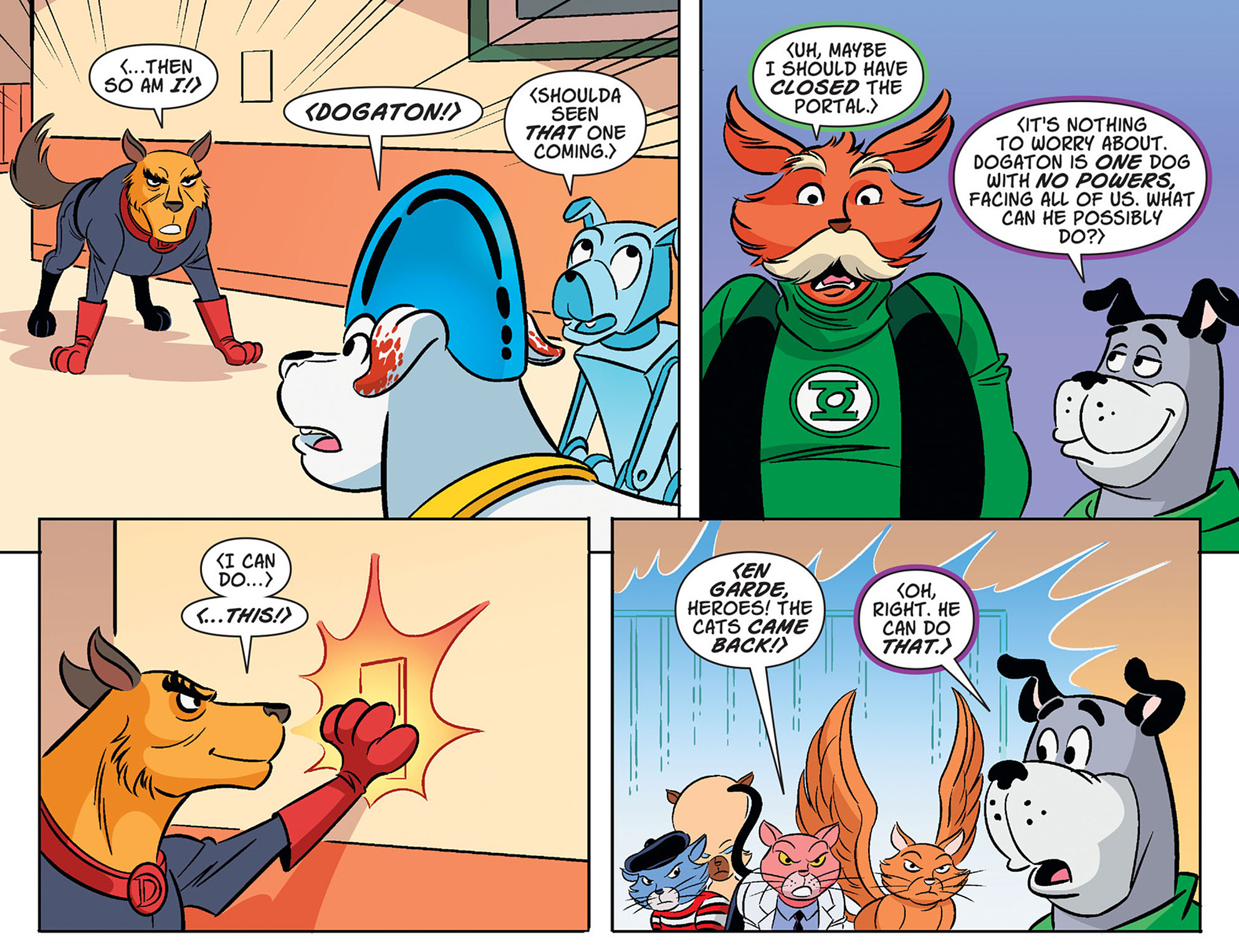 Read online Scooby-Doo! Team-Up comic -  Issue #36 - 14