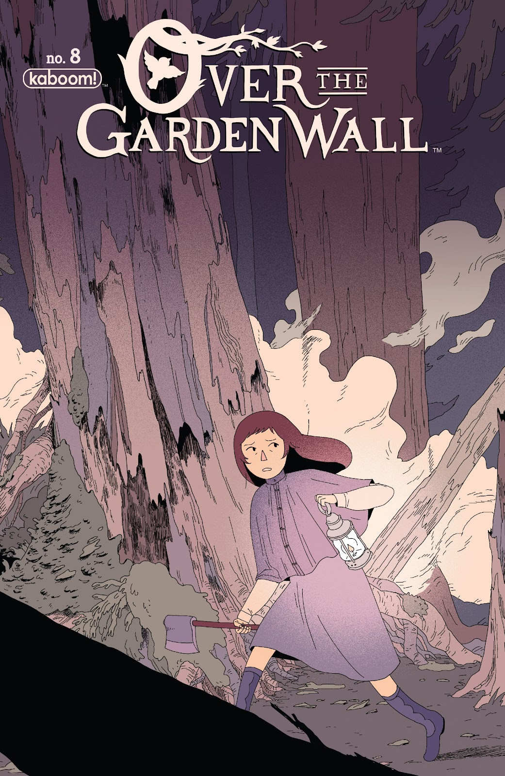Over the Garden Wall (2016) Issue #8 #8 - English 1