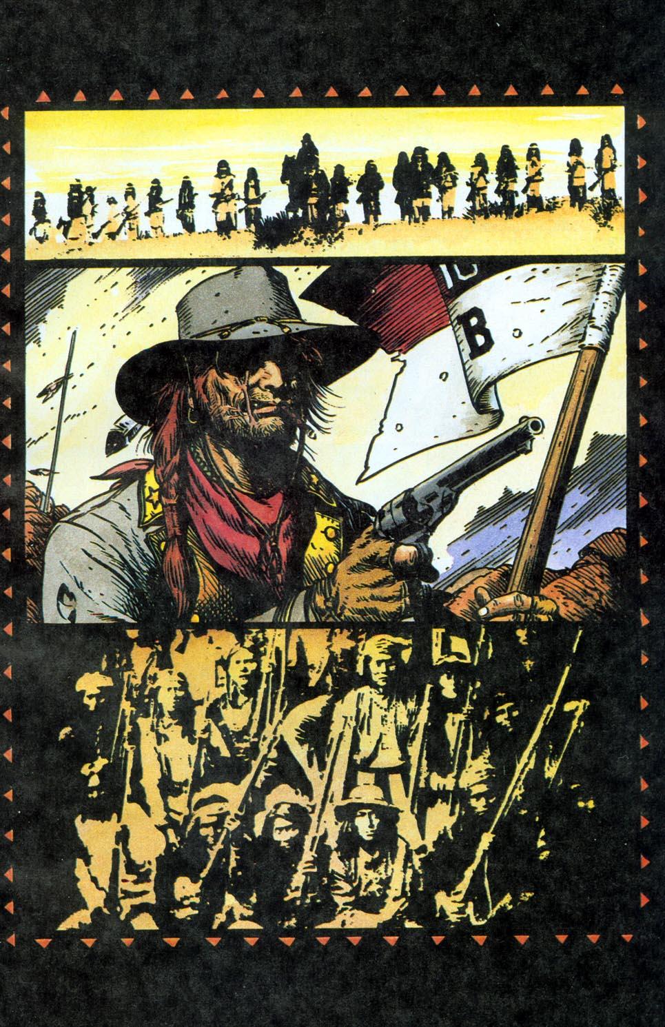 Jonah Hex: Two-Gun Mojo Issue #5 #5 - English 3