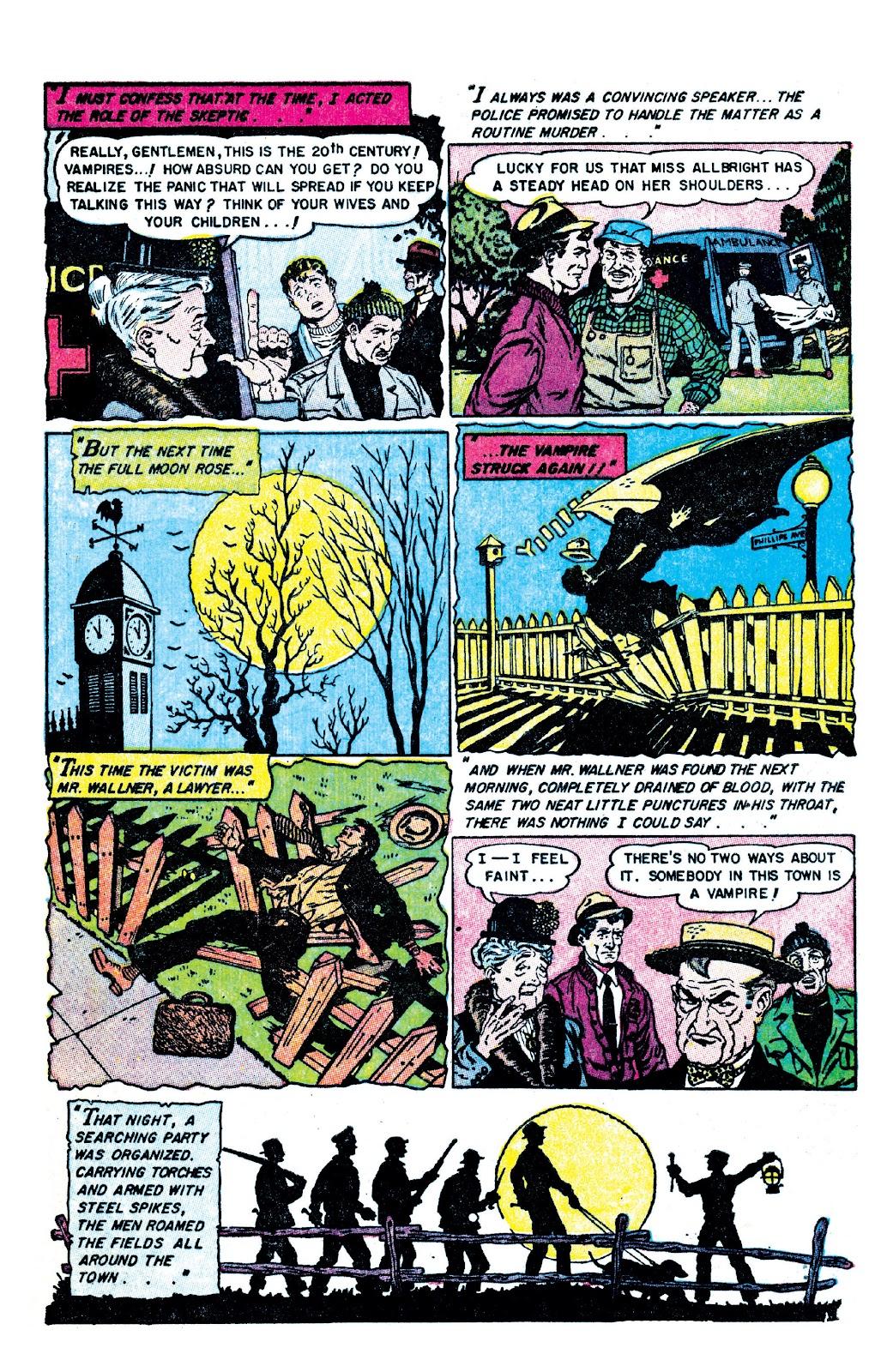 Haunted Horror Issue #19 #19 - English 8
