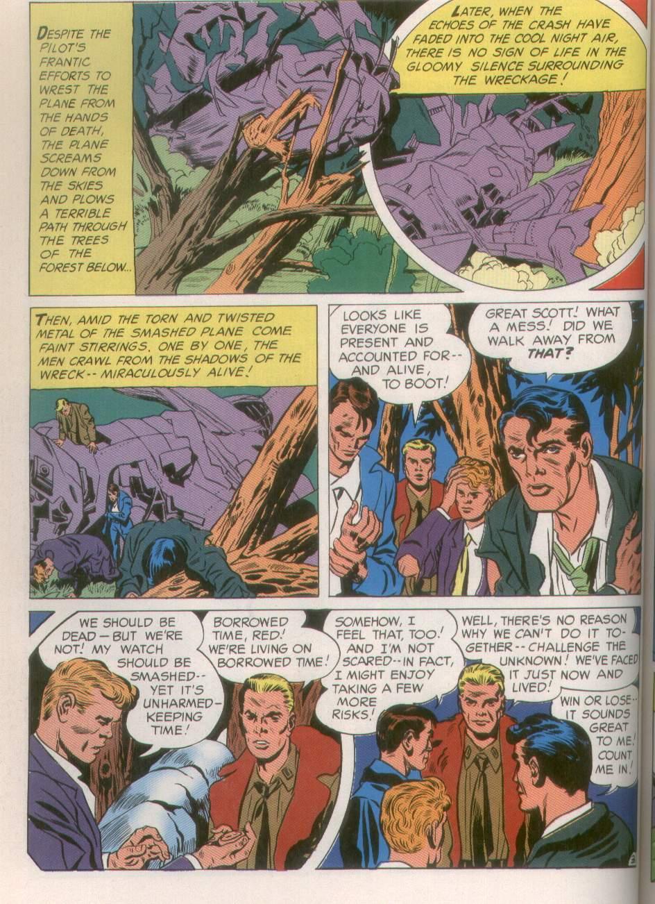 Read online Secret Origins (1961) comic -  Issue # Full - 38
