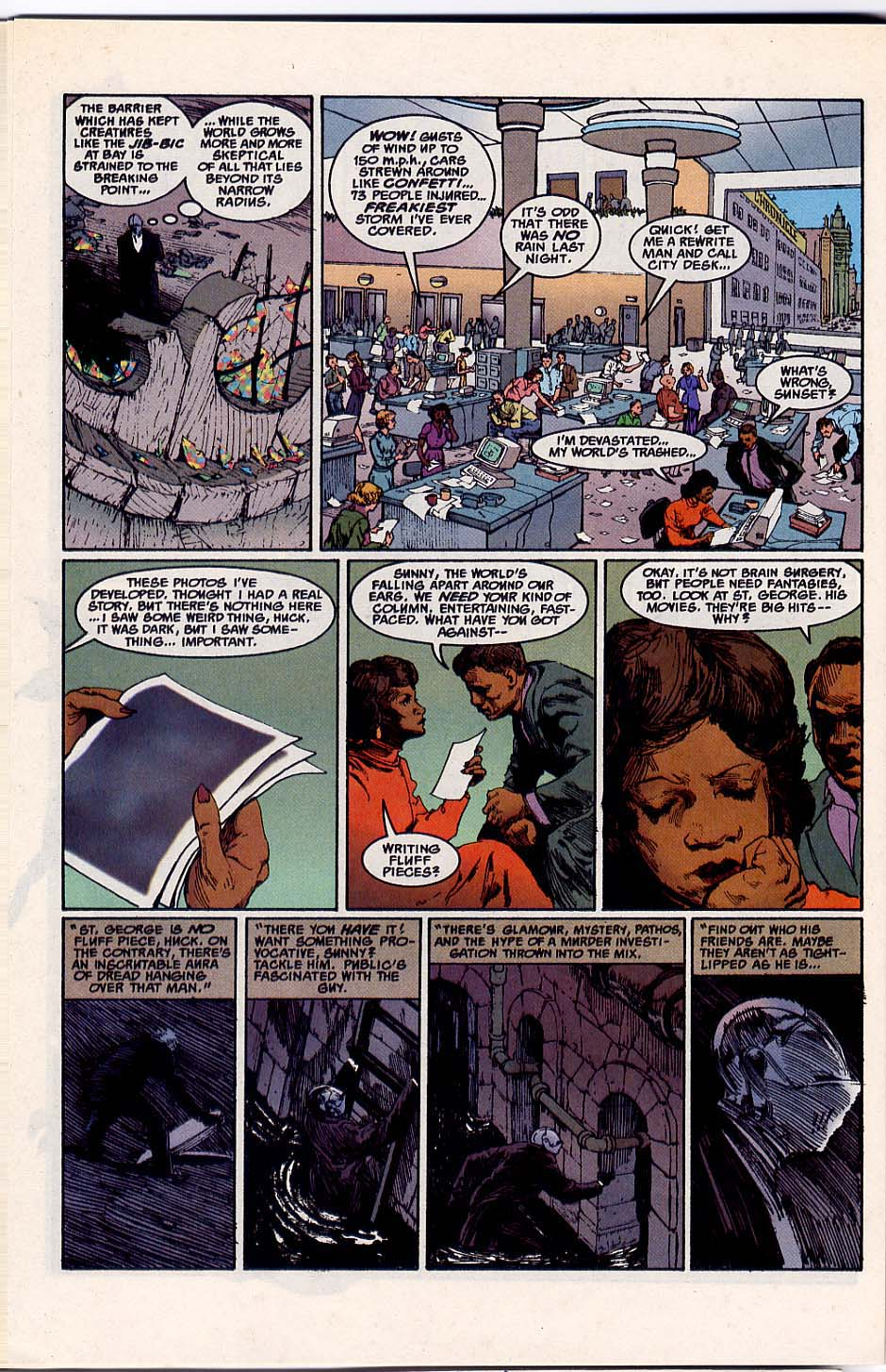 Hellboy: Wake the Devil Issue #3 #3 - English 28