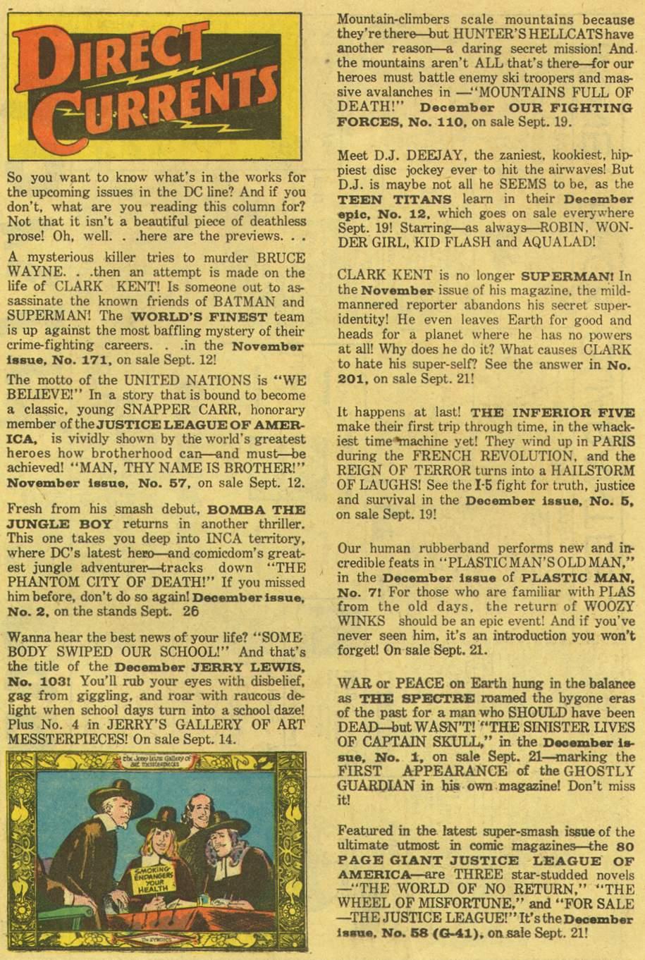 Aquaman (1962) Issue #36 #36 - English 22