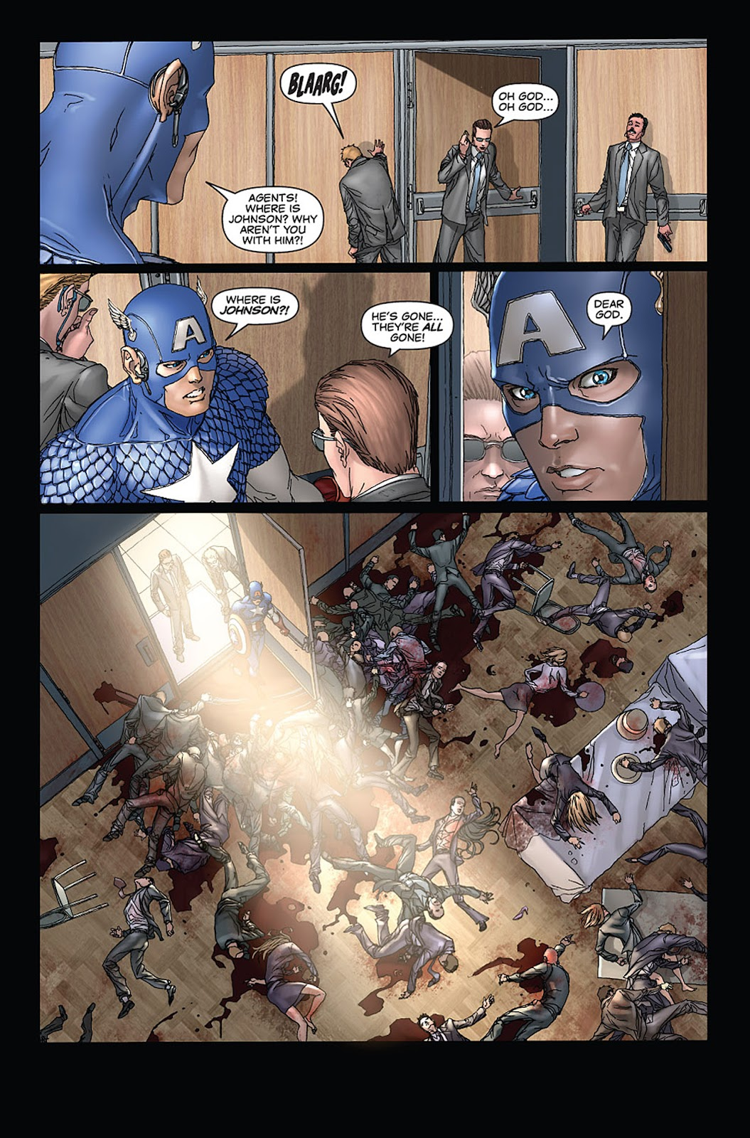 X-23: Target X Issue #2 #2 - English 4
