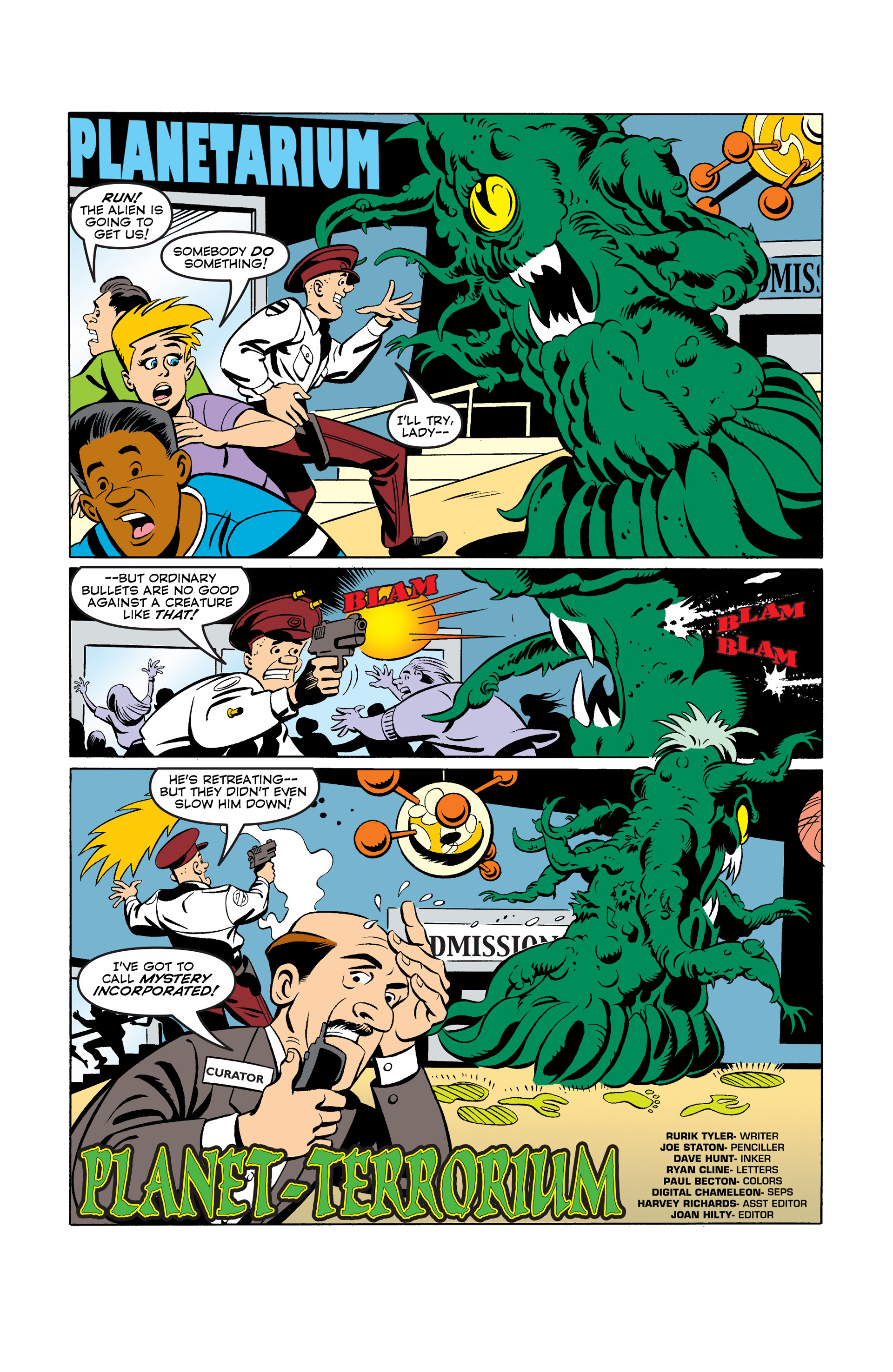 Read online Scooby-Doo (1997) comic -  Issue #44 - 2