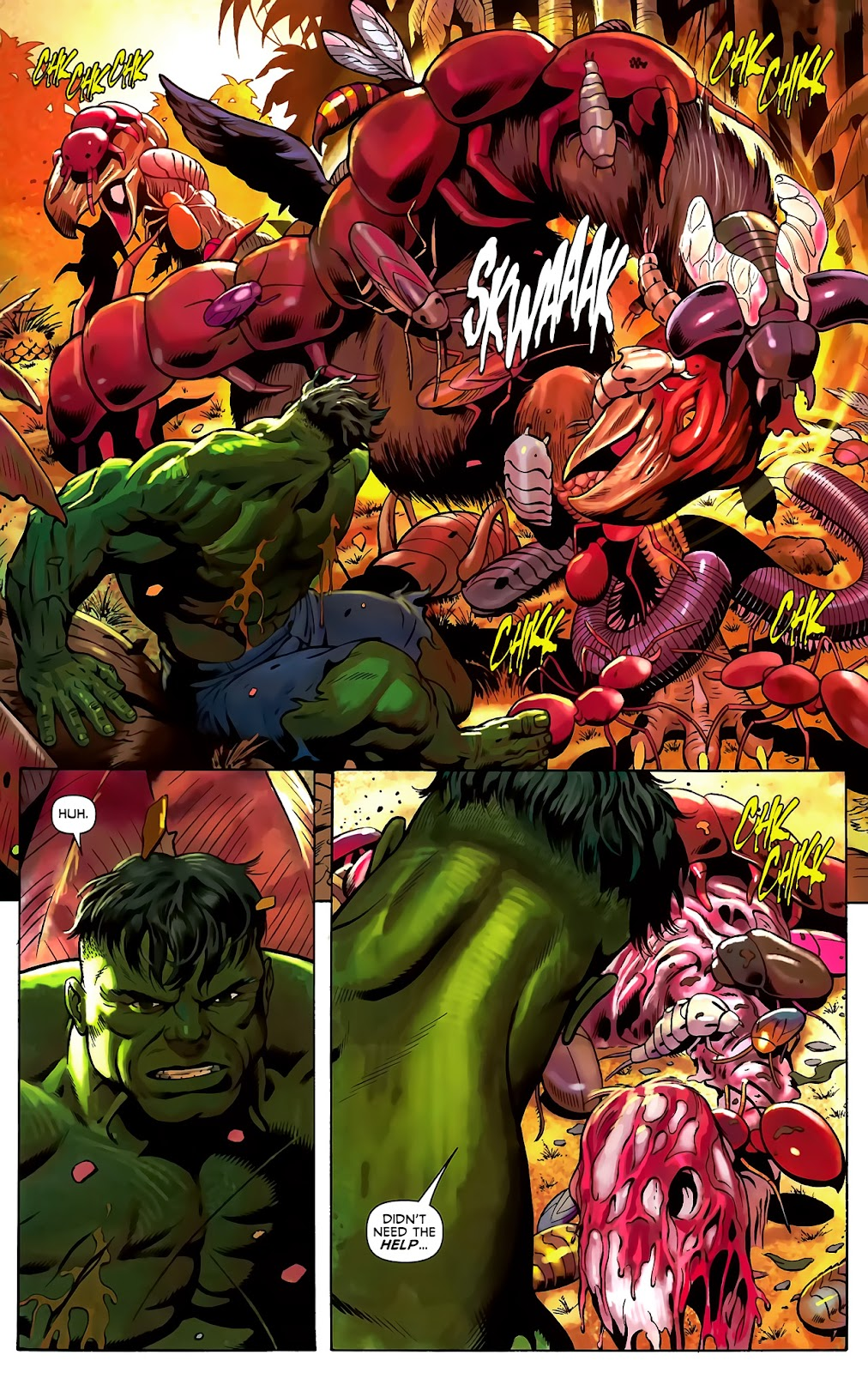 Incredible Hulks (2010) Issue #624 #14 - English 16