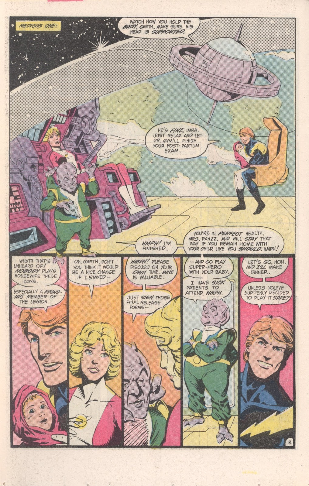 Tales of the Legion Issue #321 #8 - English 15
