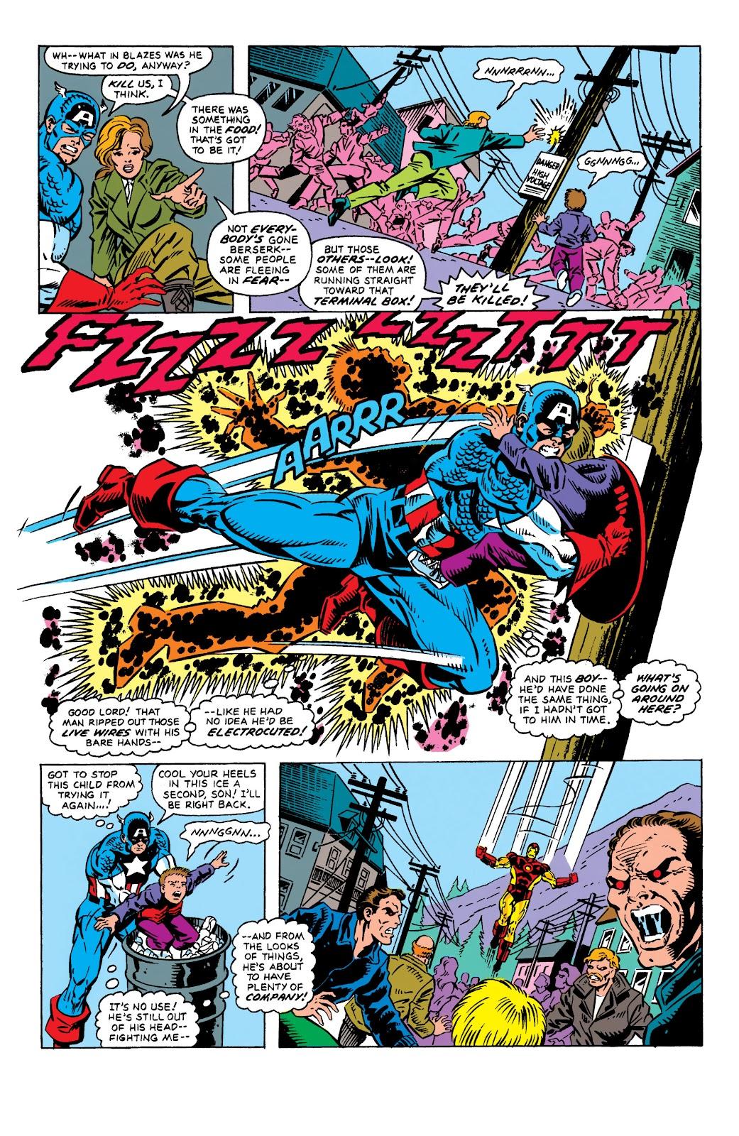 Captain America (1968) _Annual 9 #9 - English 14