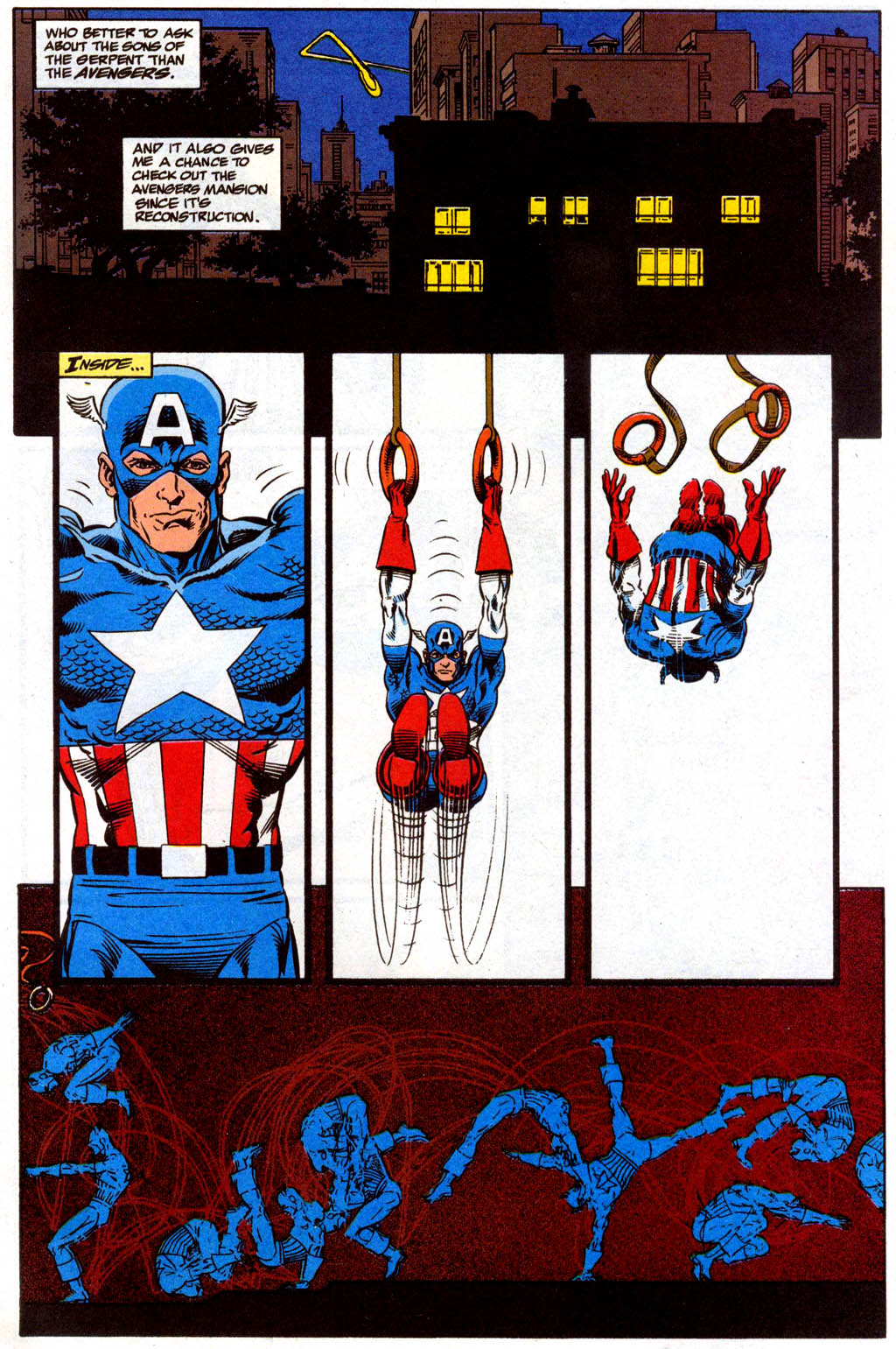 Captain Marvel (1989) 2 Page 13
