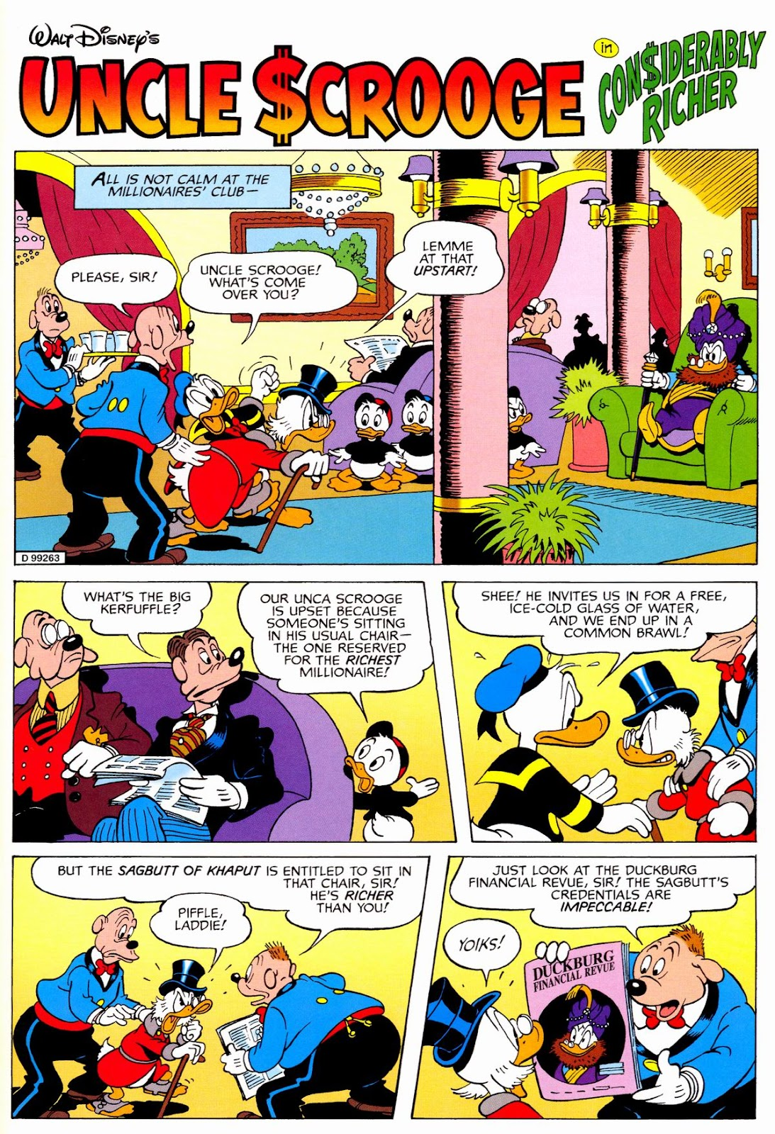 Uncle Scrooge (1953) Issue #329 #329 - English 41