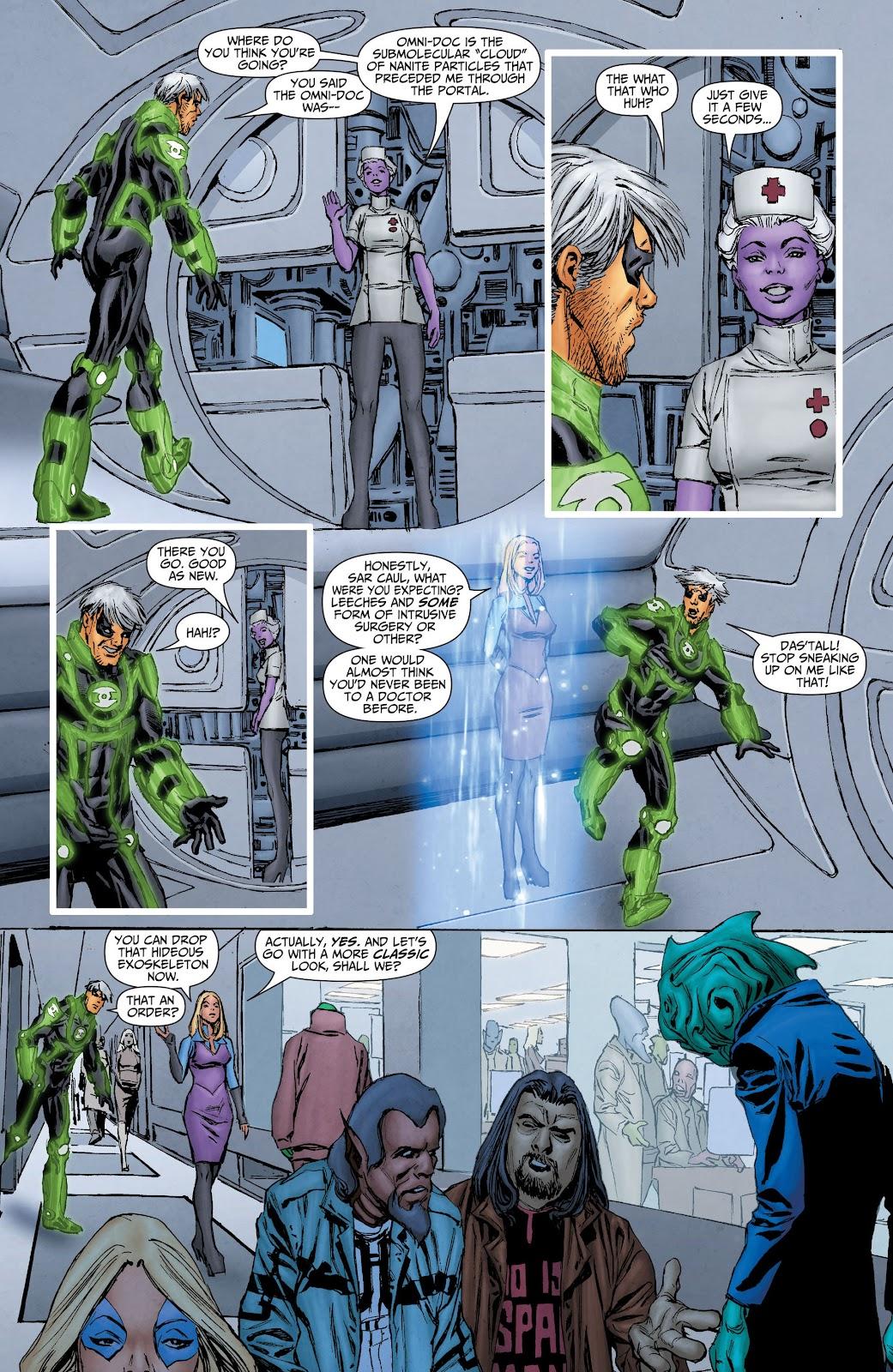 Threshold (2013) Issue #8 #8 - English 9