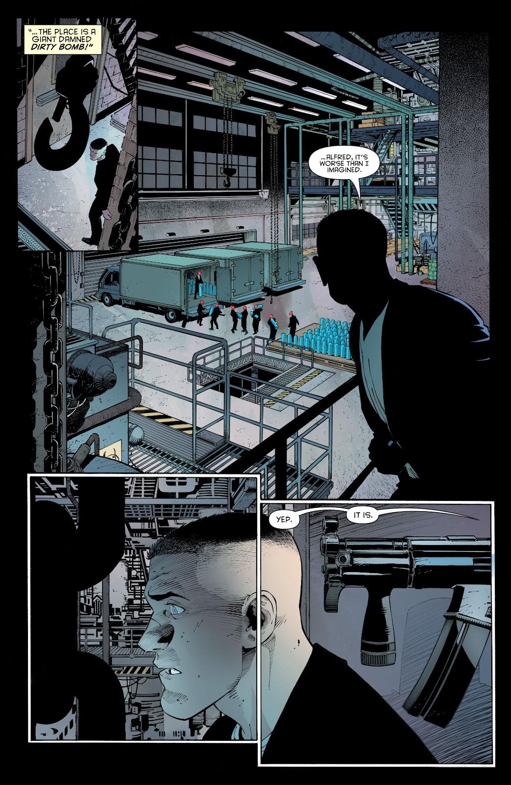 Batman (2011) _TPB 4 #4 - English 101
