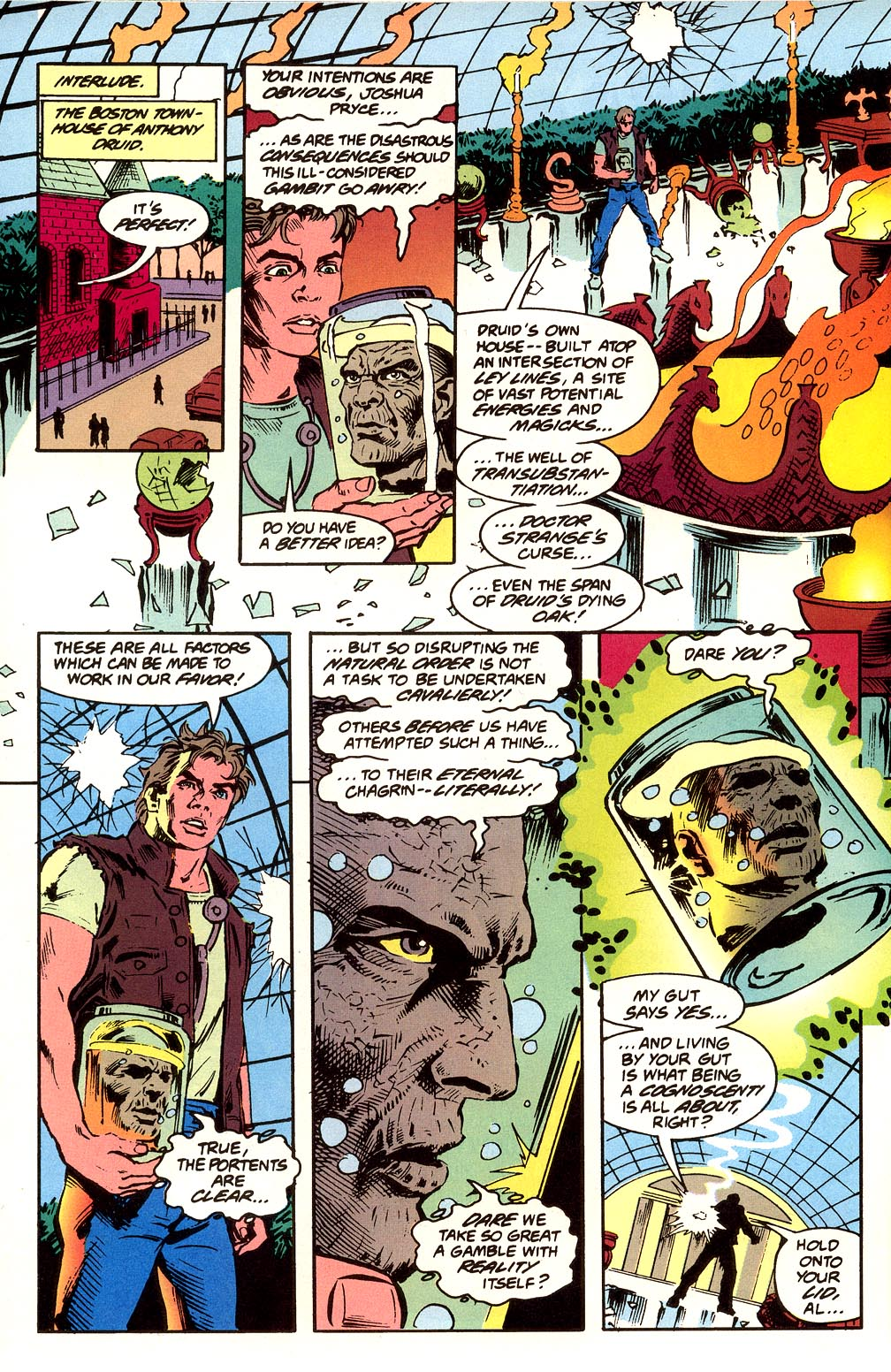 Read online Secret Defenders comic -  Issue #23 - 8
