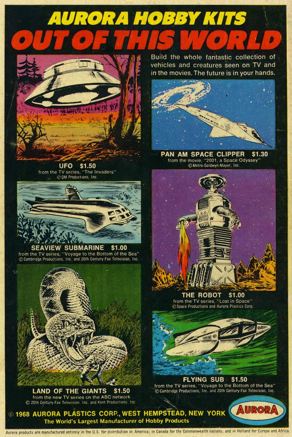 Aquaman (1962) Issue #42 #42 - English 36