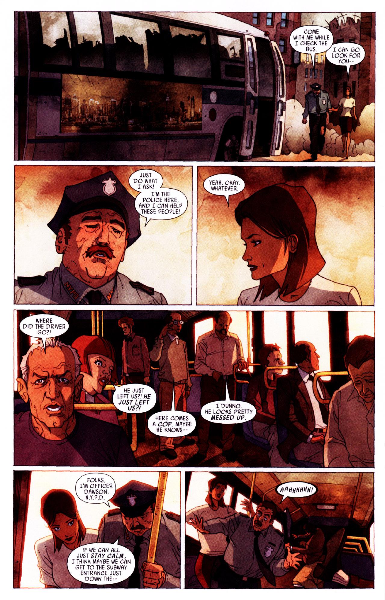 Read online Secret Invasion: Front Line comic -  Issue #2 - 19