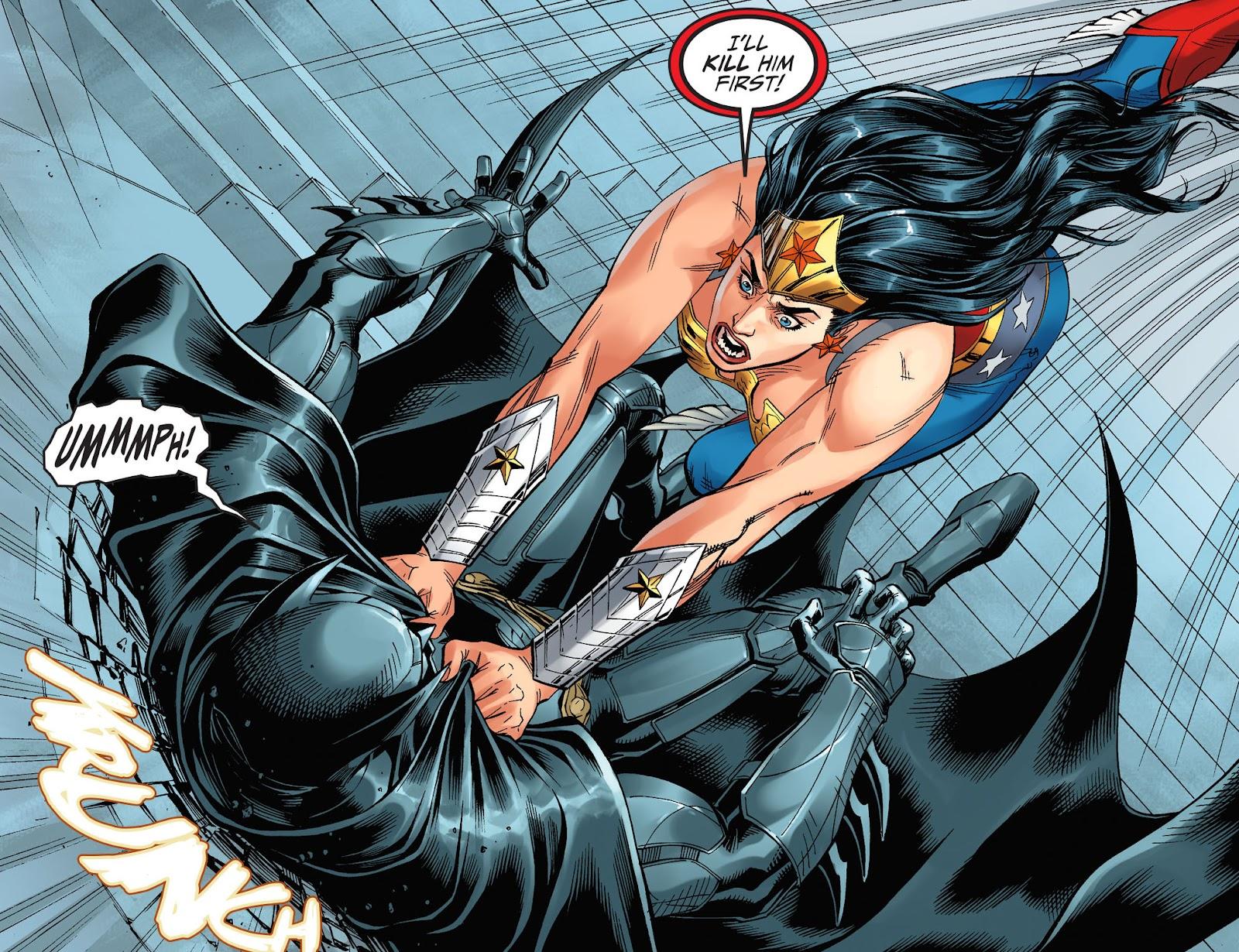 Injustice: Gods Among Us Year Four Issue #8 #9 - English 10