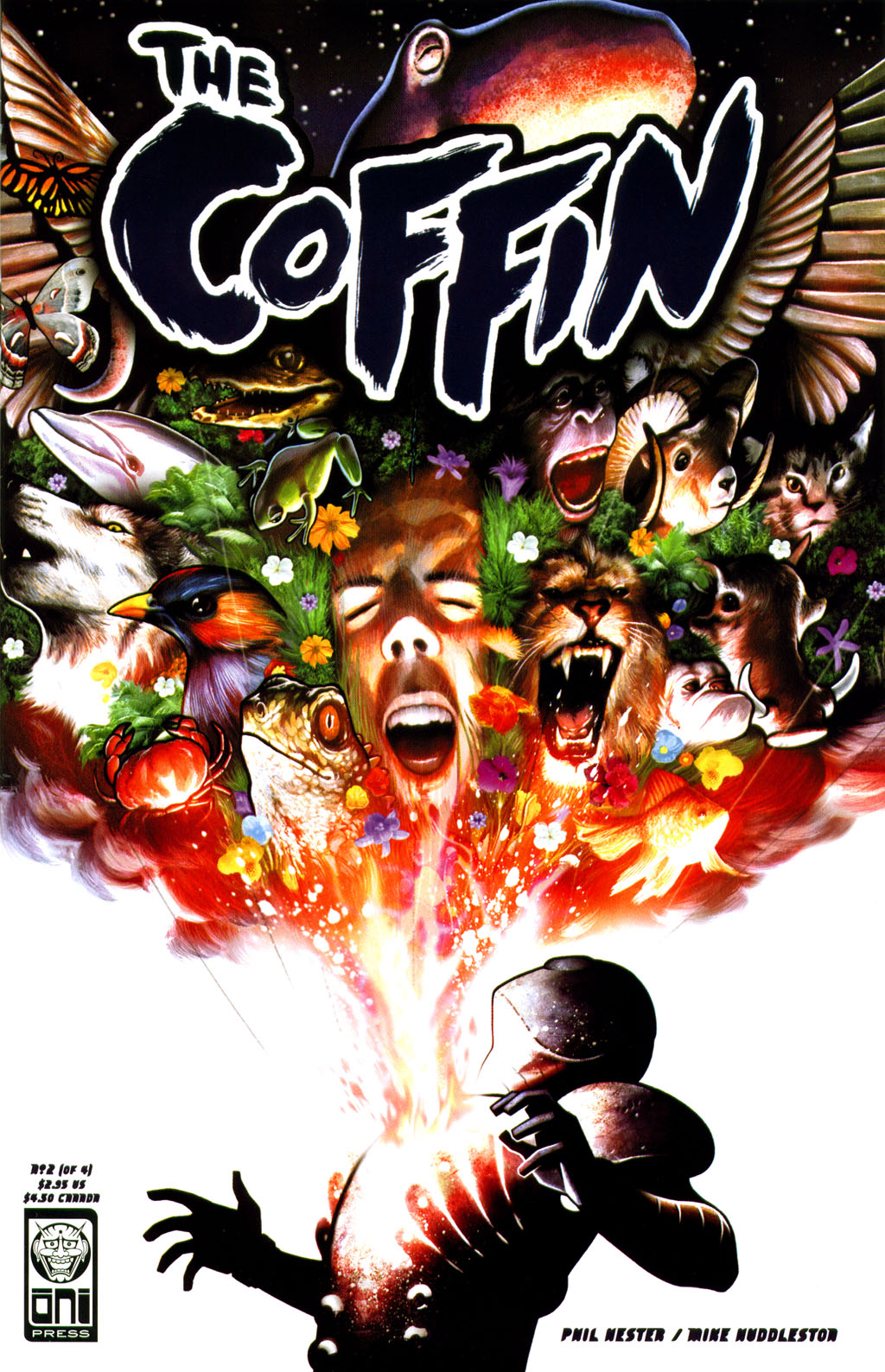 Read online The Coffin comic -  Issue #2 - 1