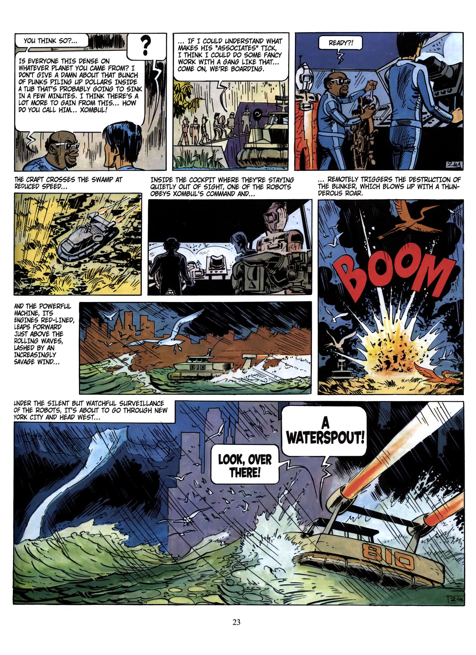 Valerian and Laureline #1 #23 - English 24