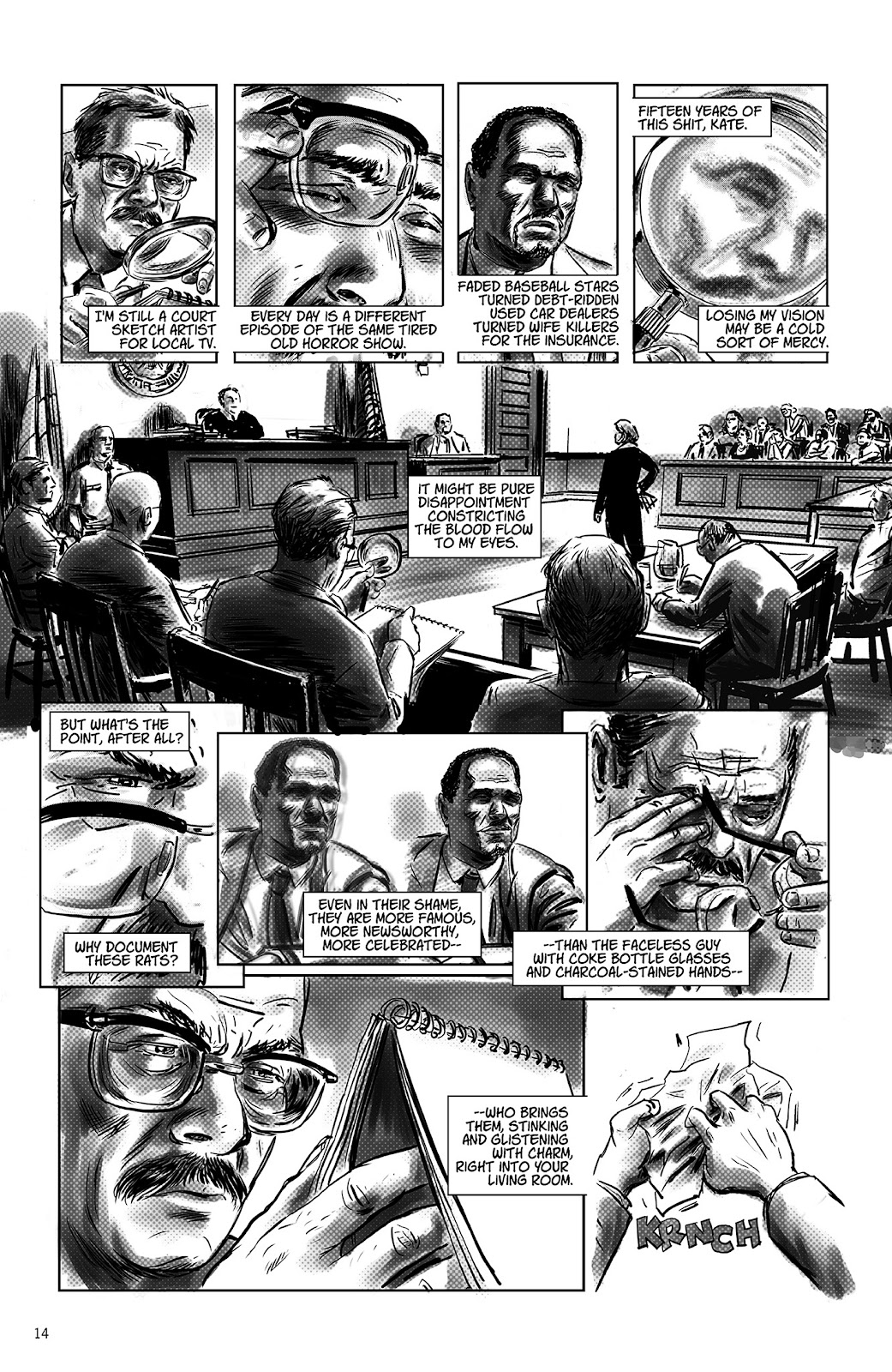 Creepy (2009) Issue #14 #14 - English 15