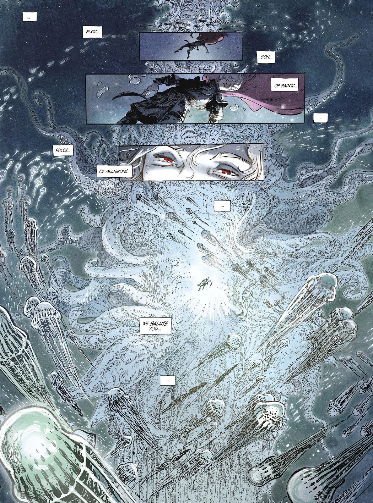 Elric (2014) TPB 1 #1 - English 37