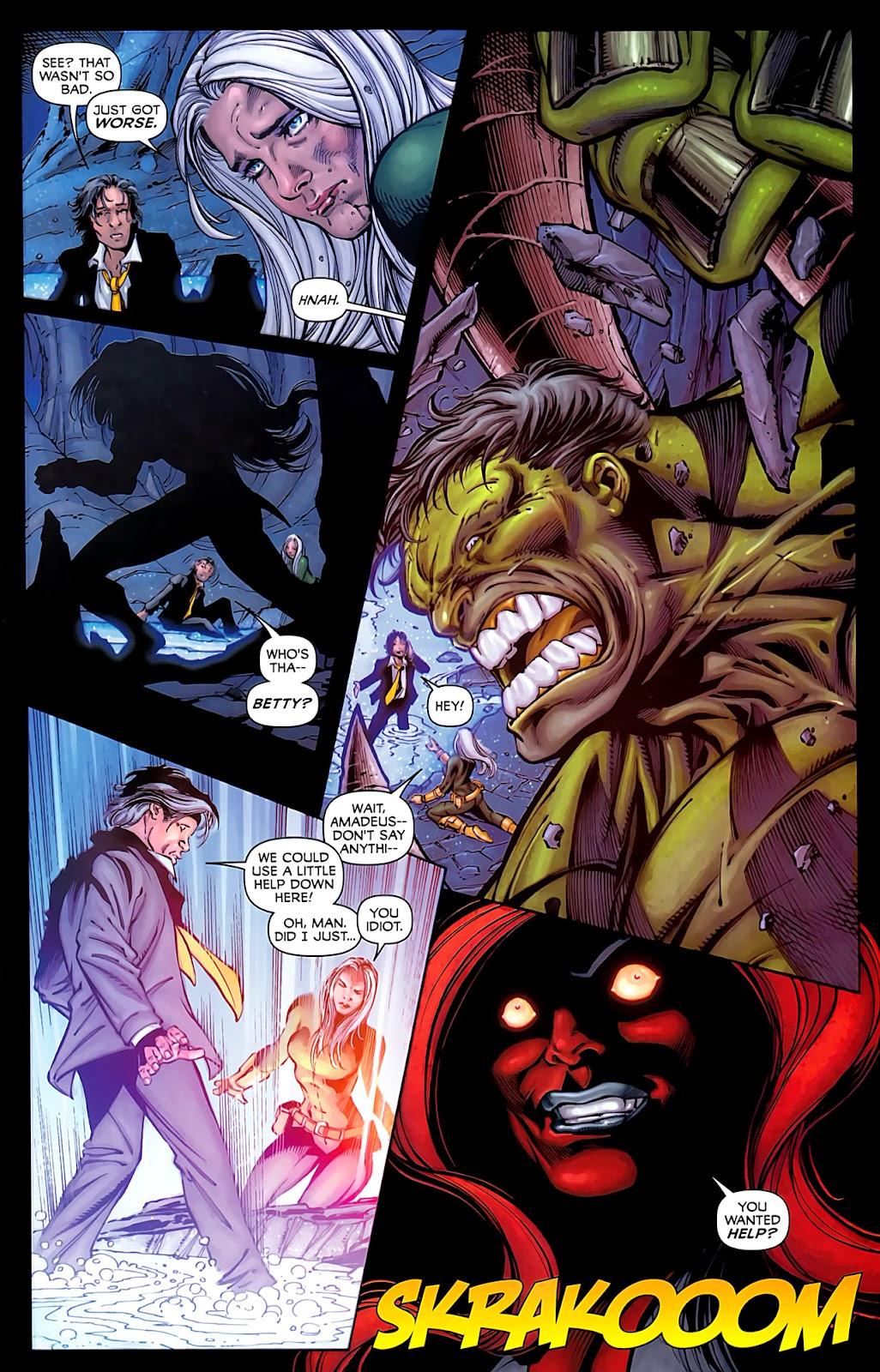 Incredible Hulks (2010) Issue #630 #20 - English 21