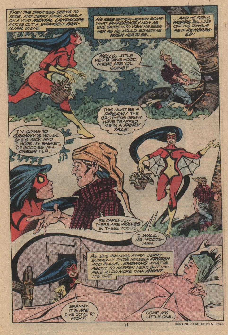 Spider-Woman (1978) #12 #39 - English 8