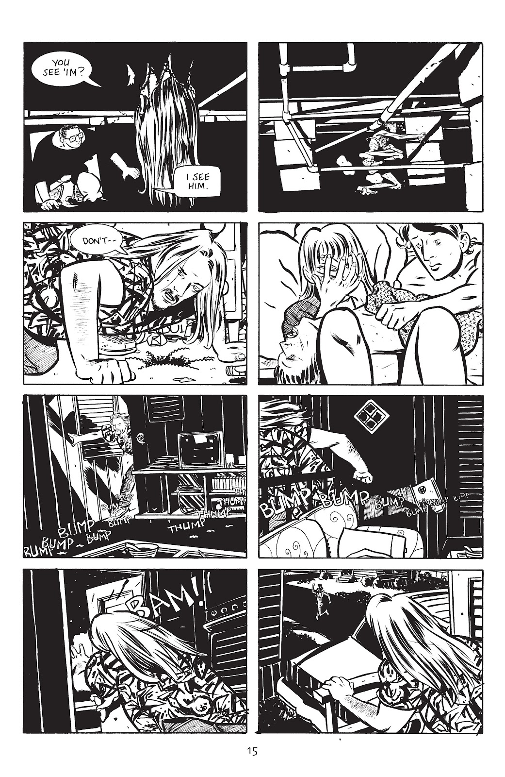 Stray Bullets Issue #14 #14 - English 17