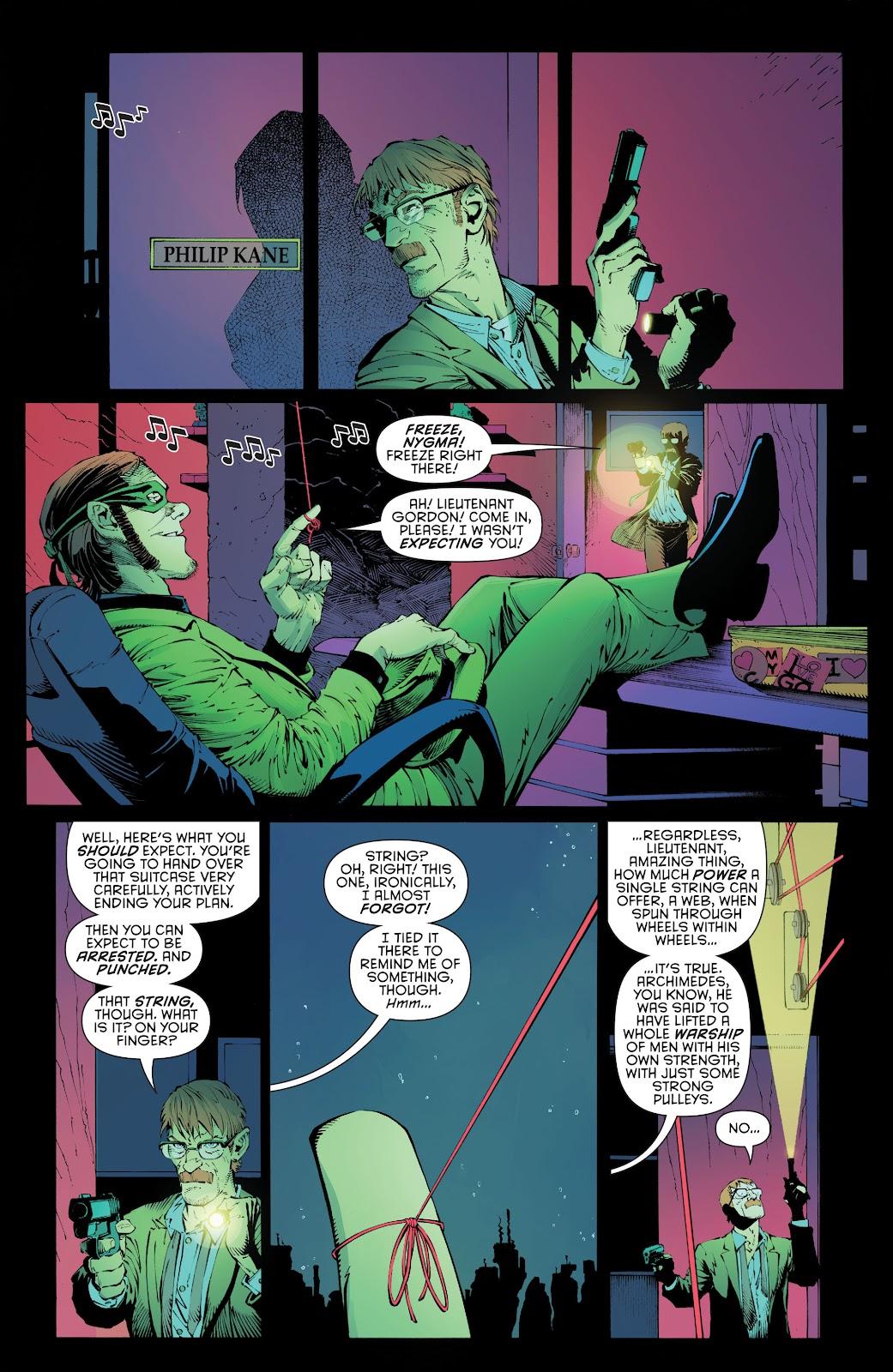 Batman (2011) Issue #29 #48 - English 17