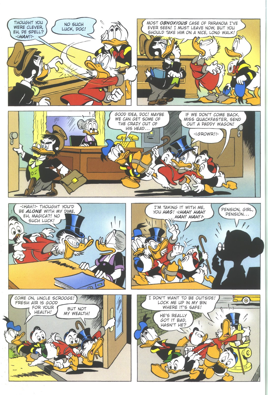 Uncle Scrooge (1953) Issue #352 #352 - English 48
