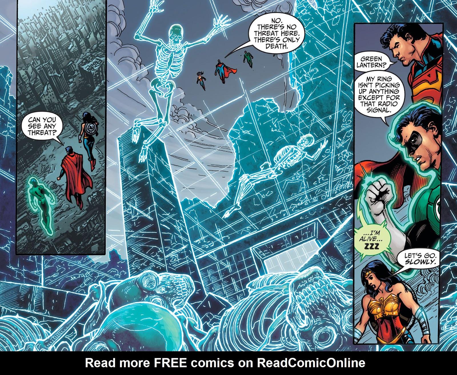 Injustice: Gods Among Us [I] Issue #20 #21 - English 11