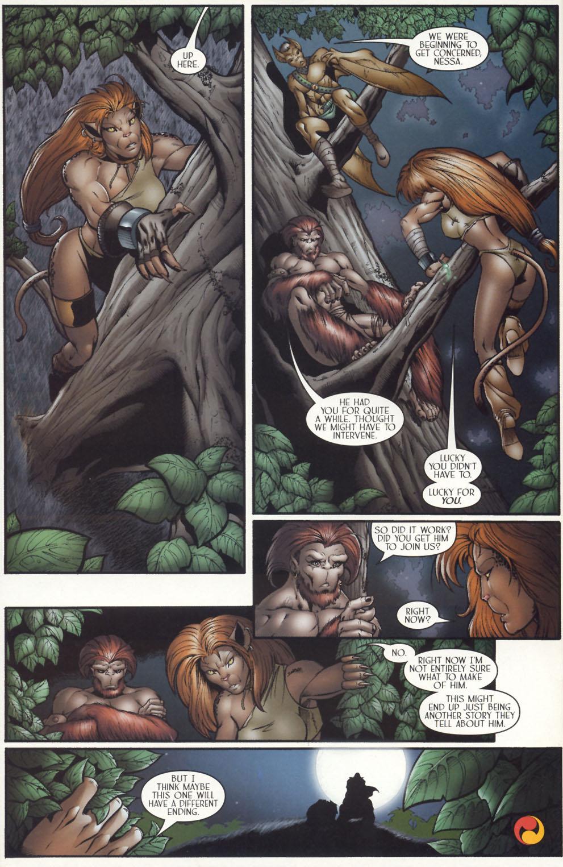 Read online Scion comic -  Issue #11 - 31