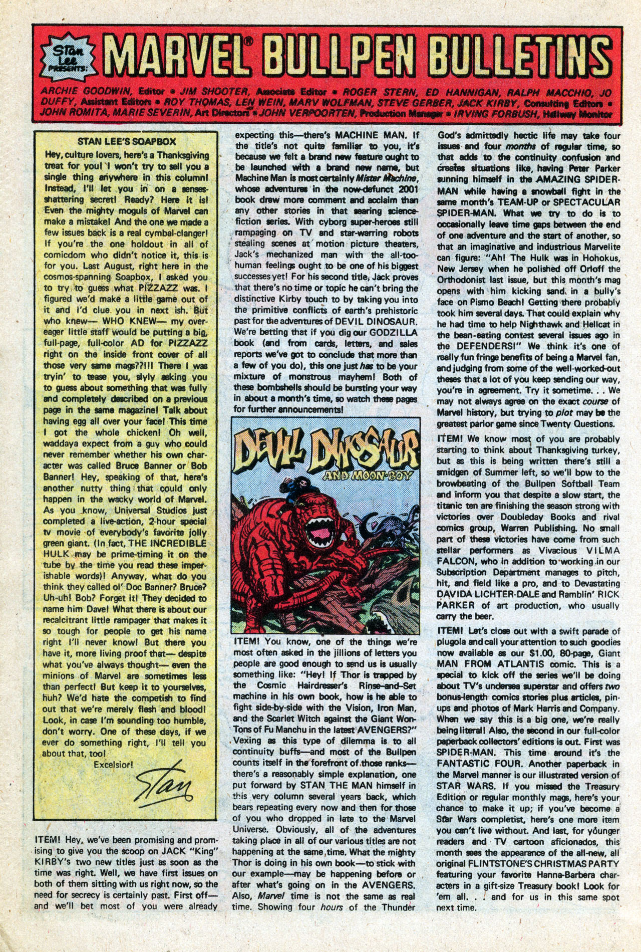 Read online Scooby-Doo (1977) comic -  Issue #3 - 30