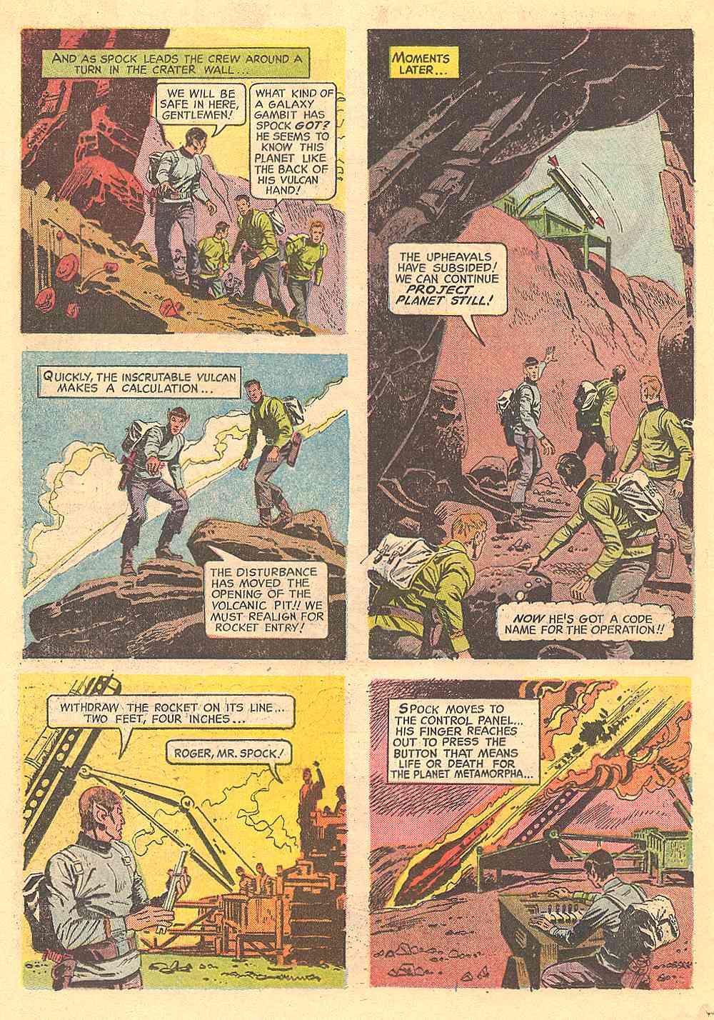 Star Trek (1967) Issue #4 #4 - English 17
