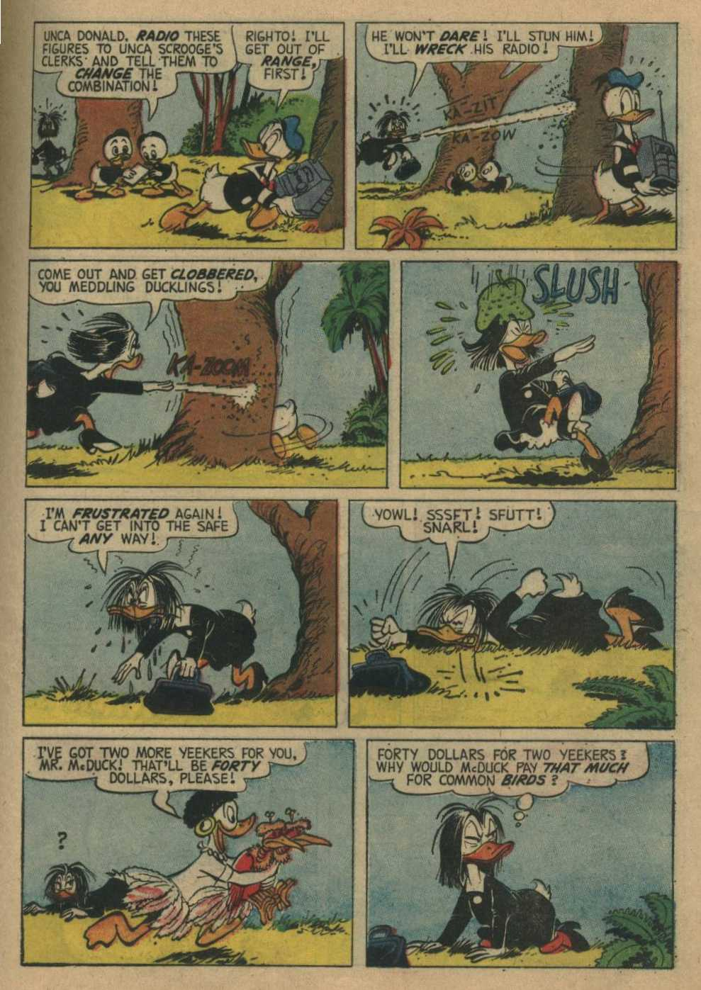 Uncle Scrooge (1953) Issue #38 #38 - English 17