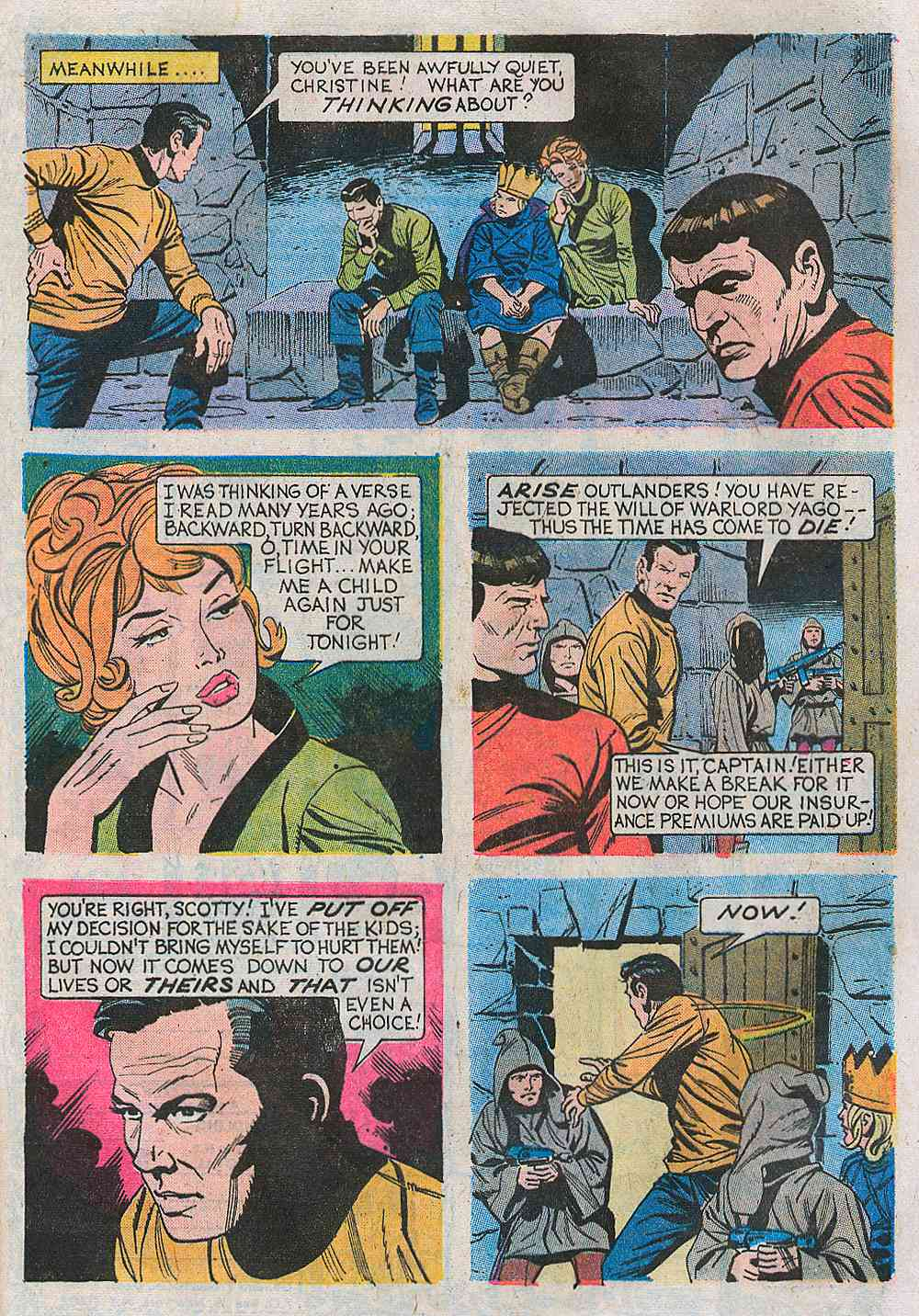 Star Trek (1967) Issue #23 #23 - English 23