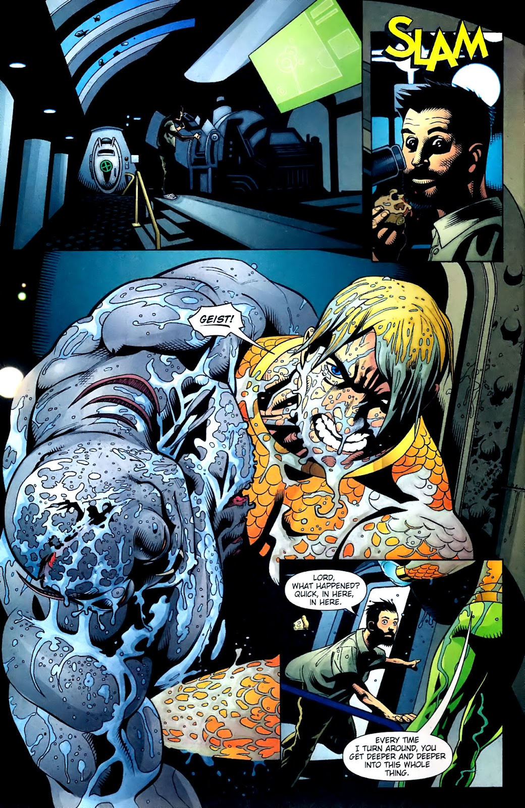 Aquaman (2003) Issue #32 #32 - English 15