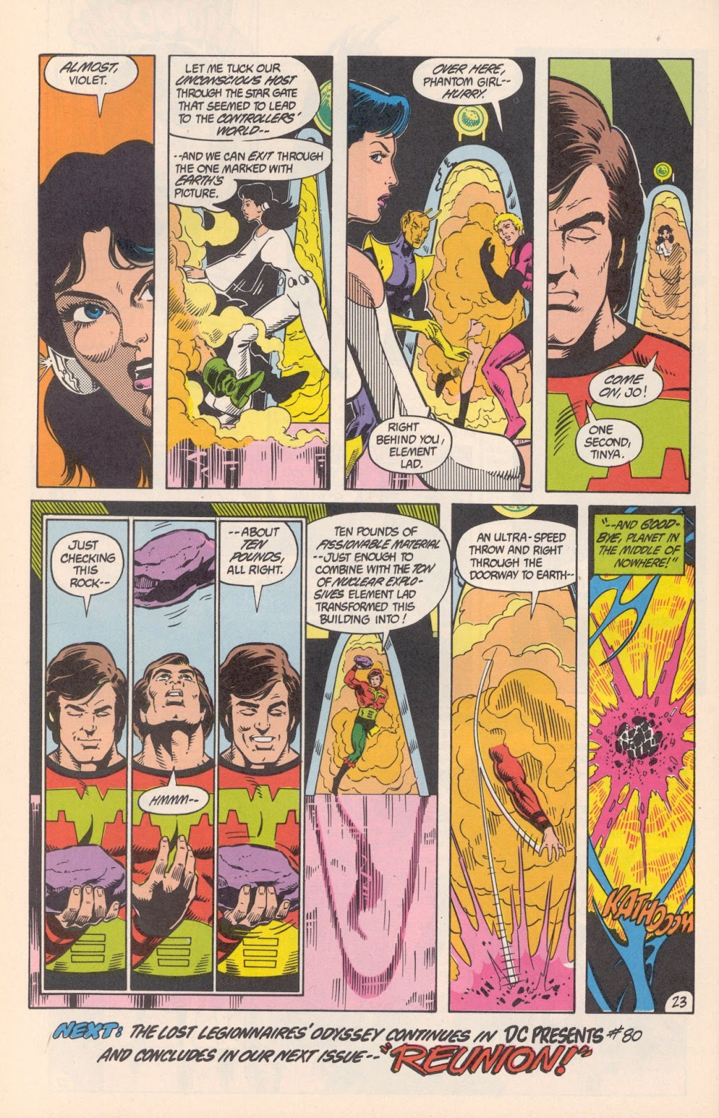 Tales of the Legion Issue #333 #20 - English 24