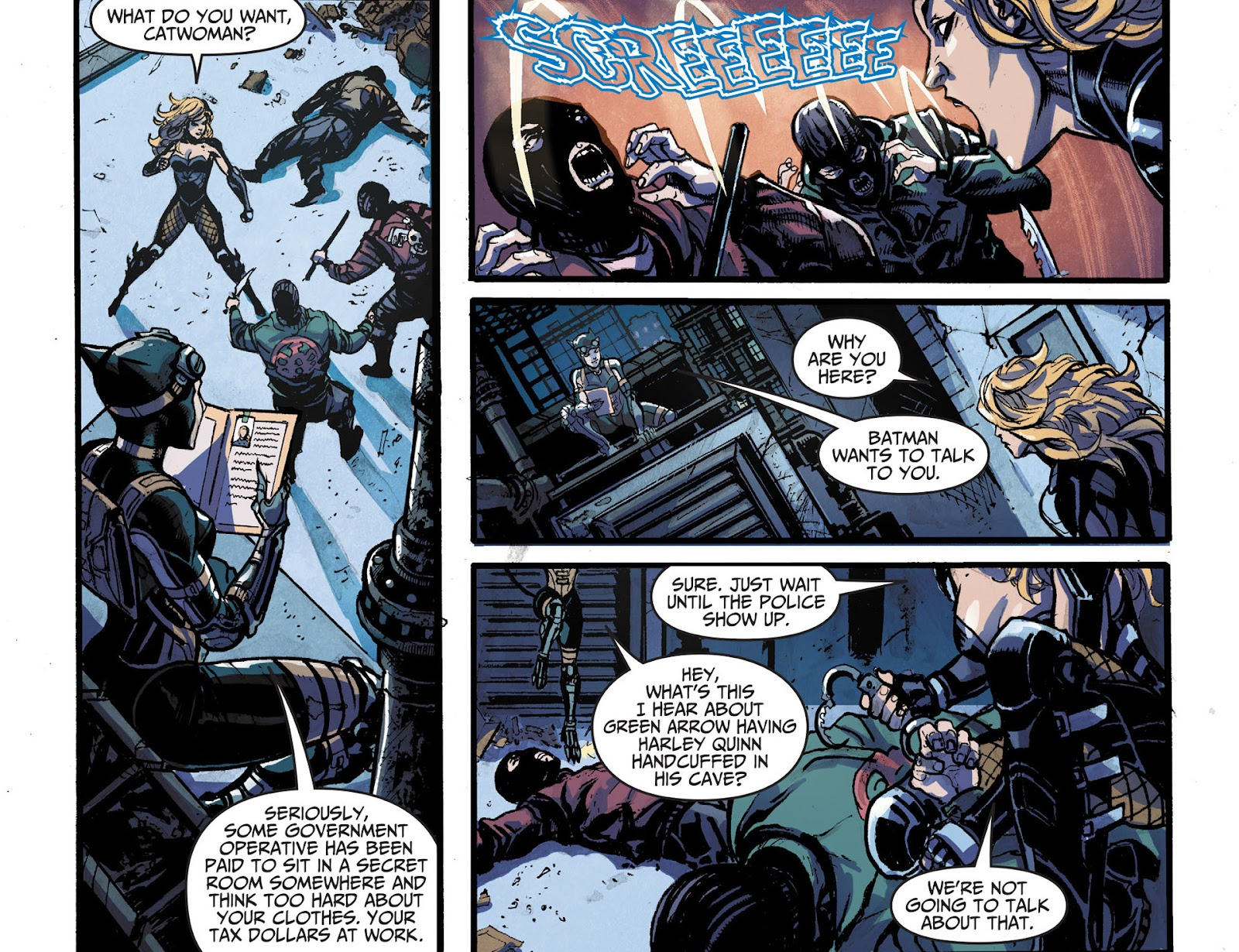 Injustice: Gods Among Us [I] Issue #18 #19 - English 18