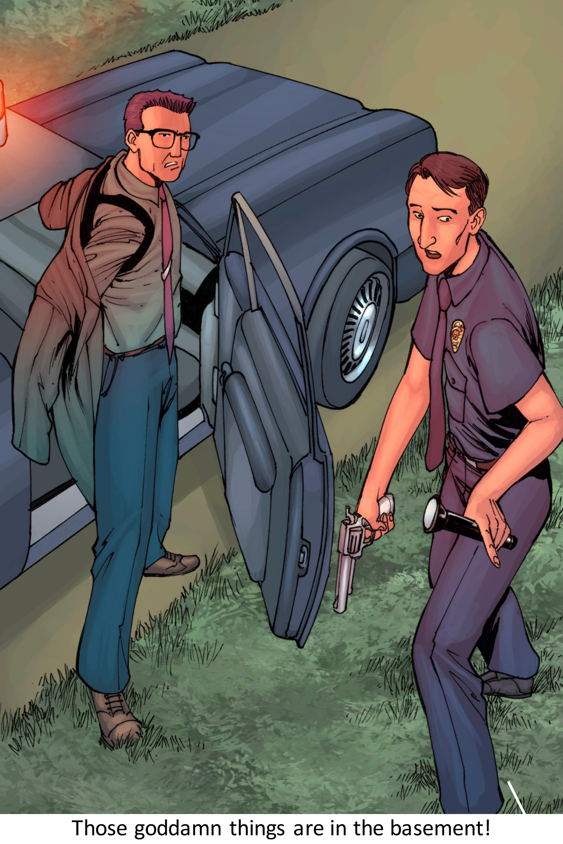 Read online Z-Men comic -  Issue #3 - 68