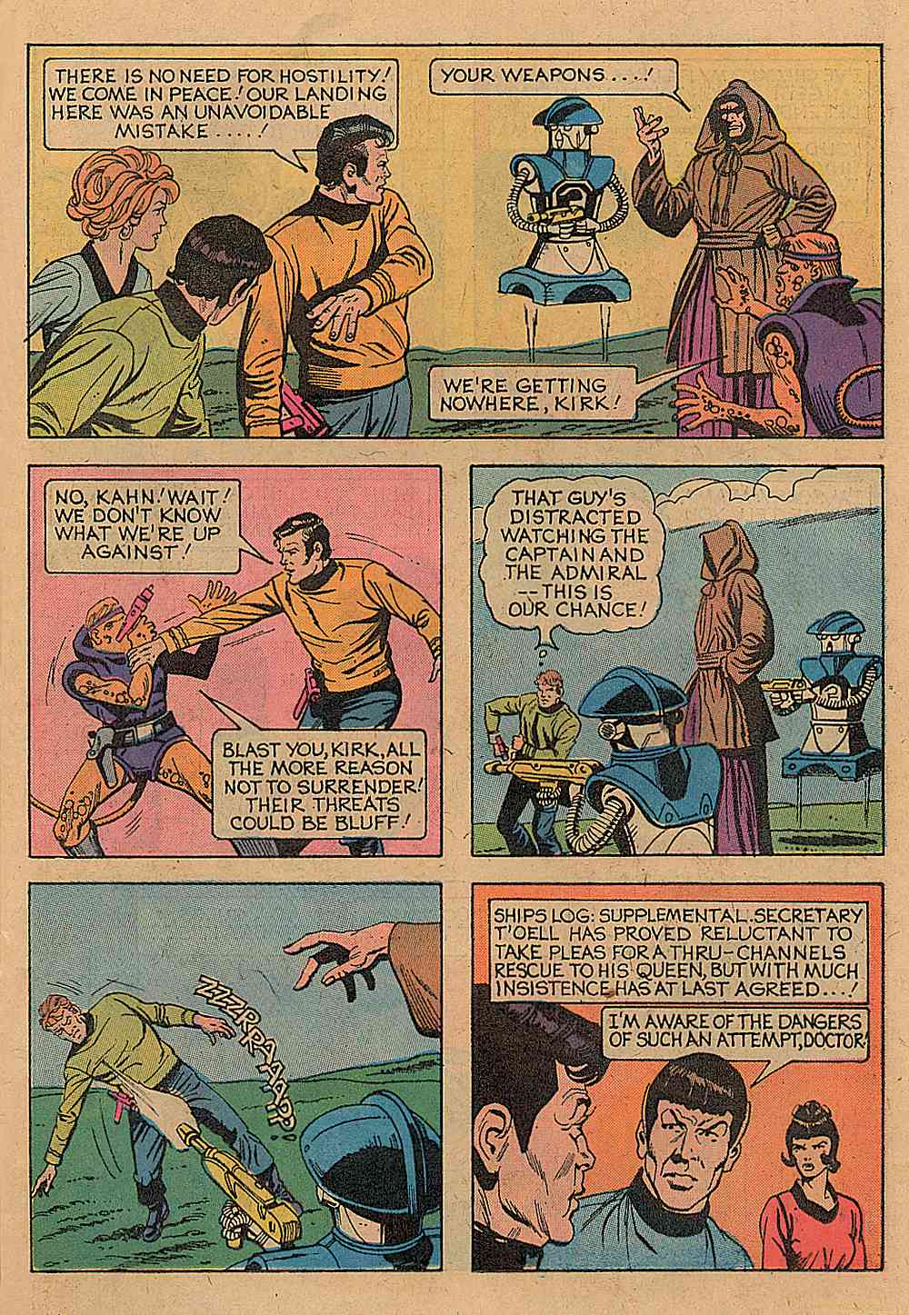 Star Trek (1967) Issue #31 #31 - English 9