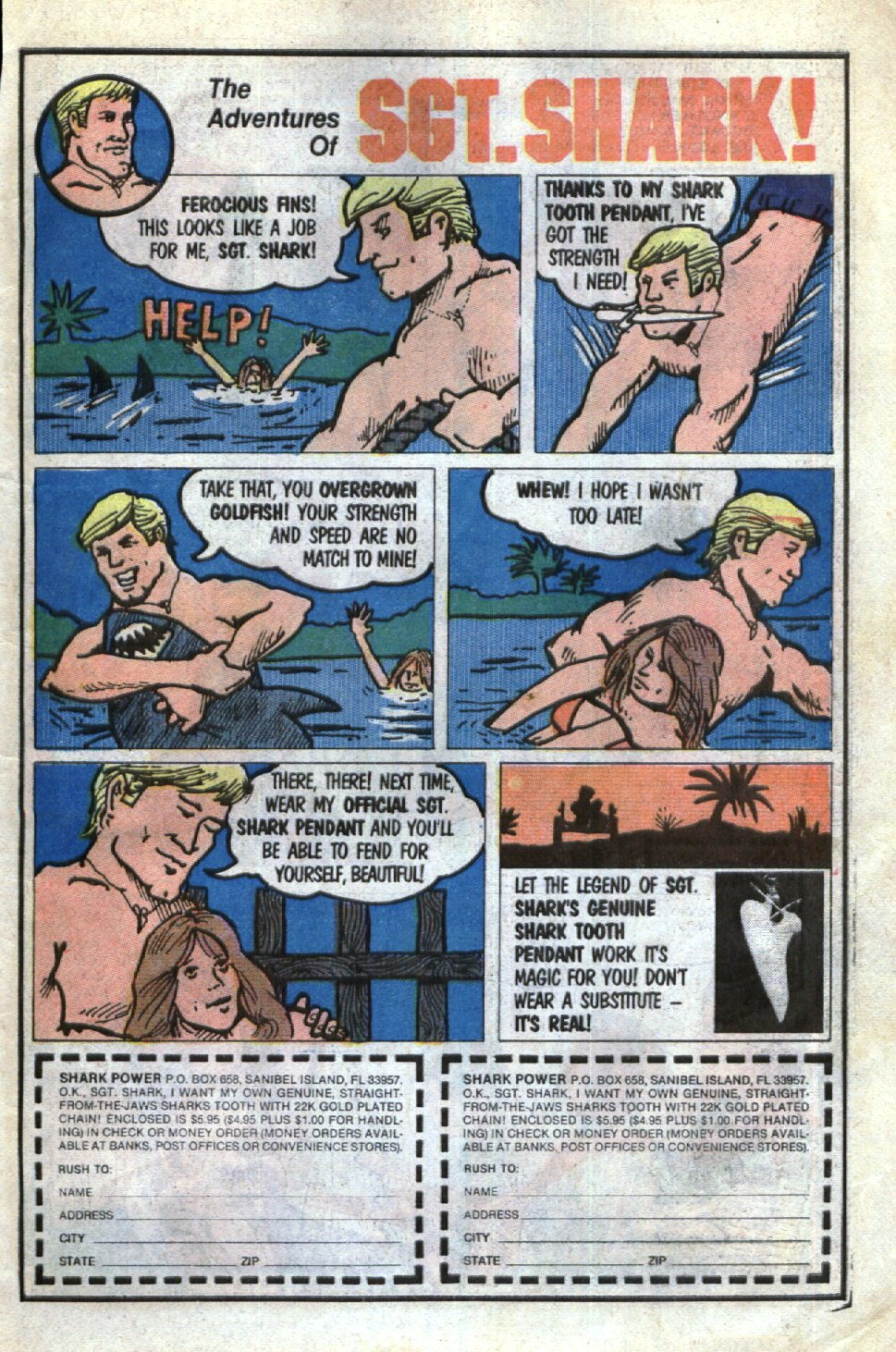 Read online Scary Tales comic -  Issue #34 - 7