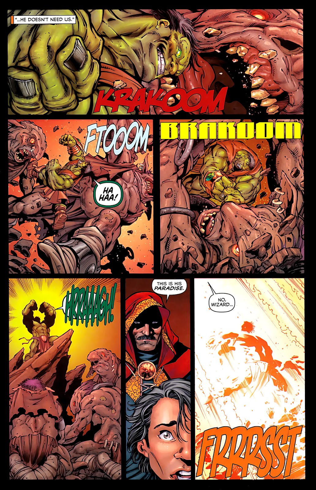 Incredible Hulks (2010) Issue #633 #23 - English 20